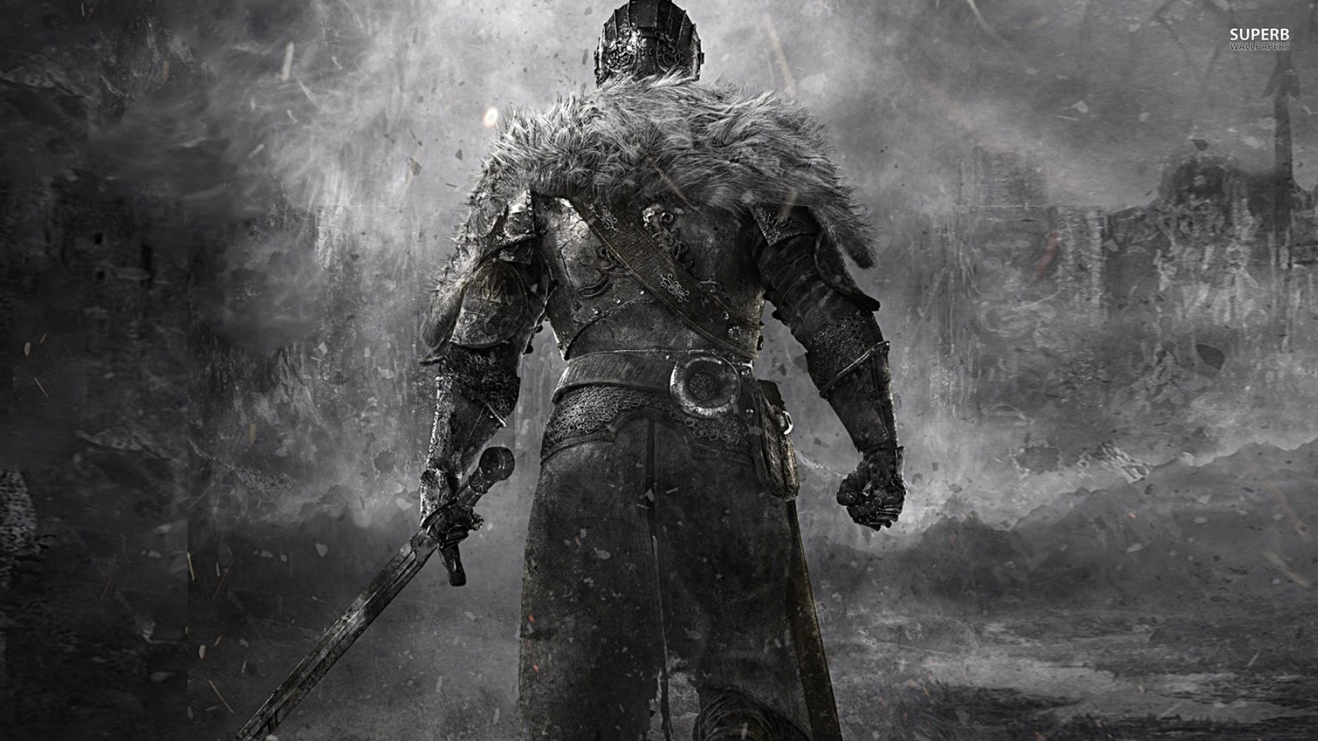 Dark Souls II wallpaper 1920x1080