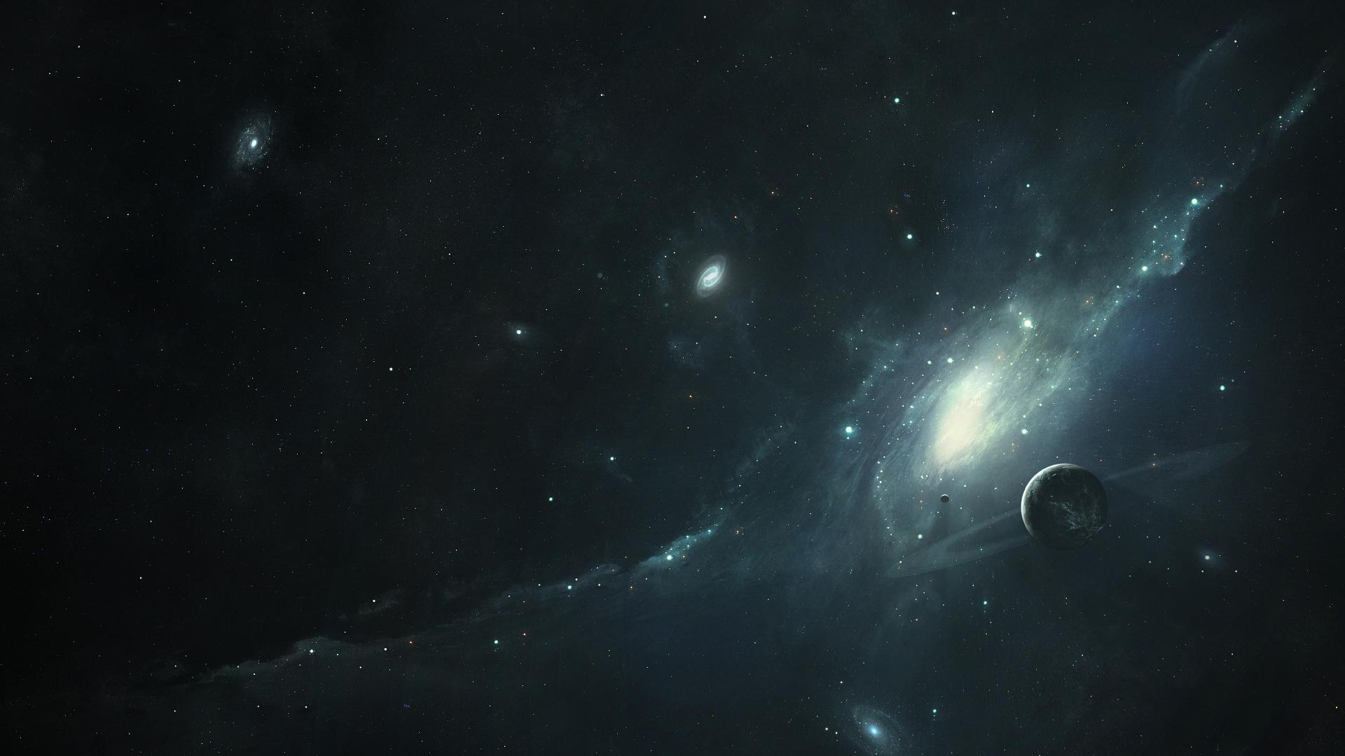 Dark Universe
