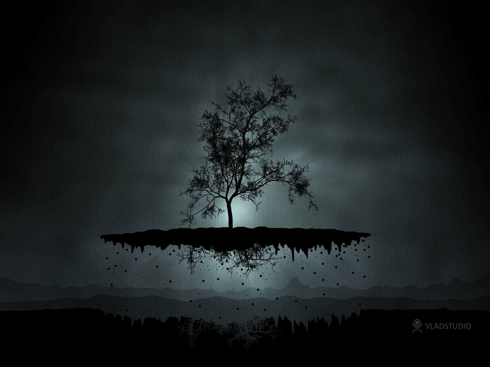 Dark HD Wallpaper