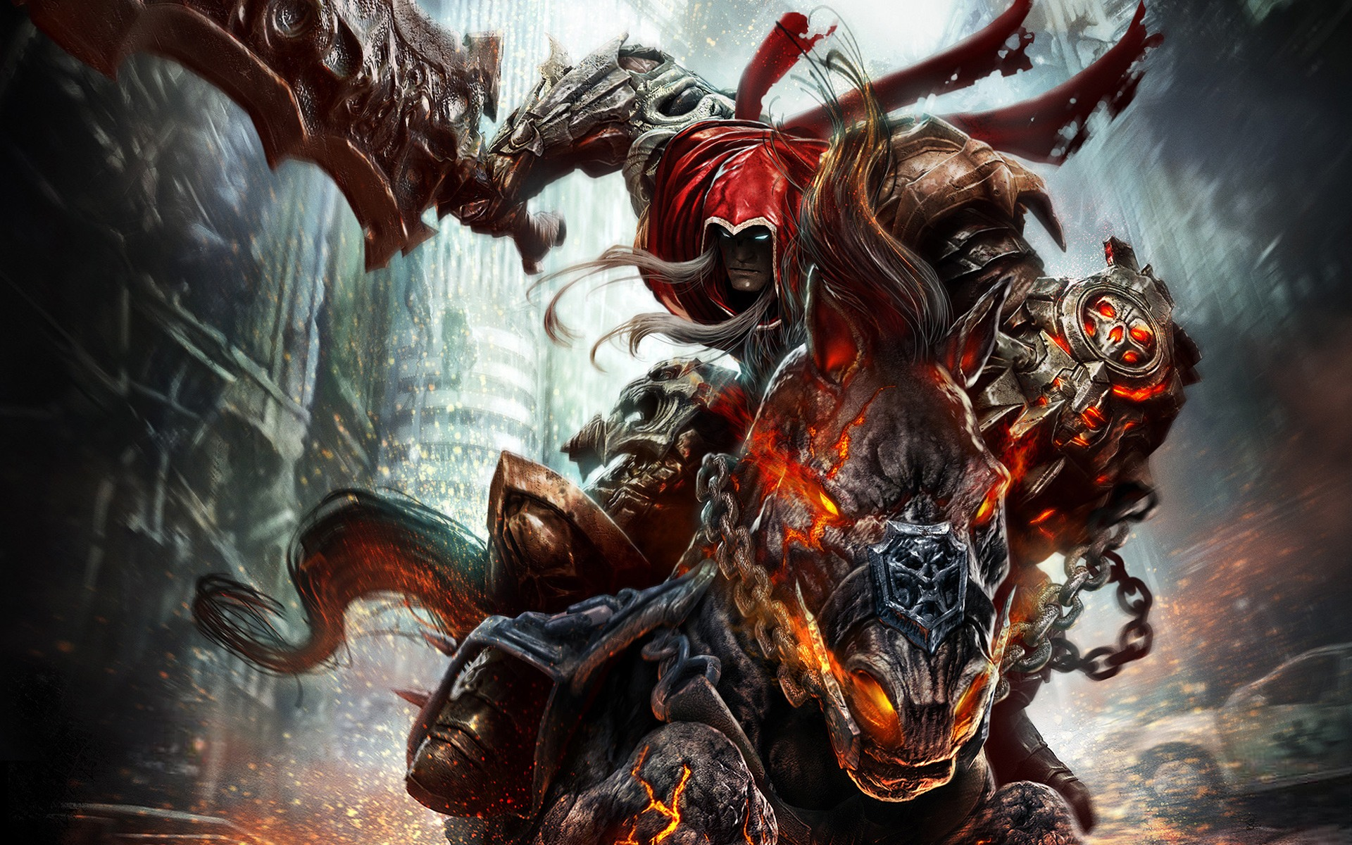 Canadian Online Gamers » Darksiders 3 May Have Just Inadvertently Been Leaked
