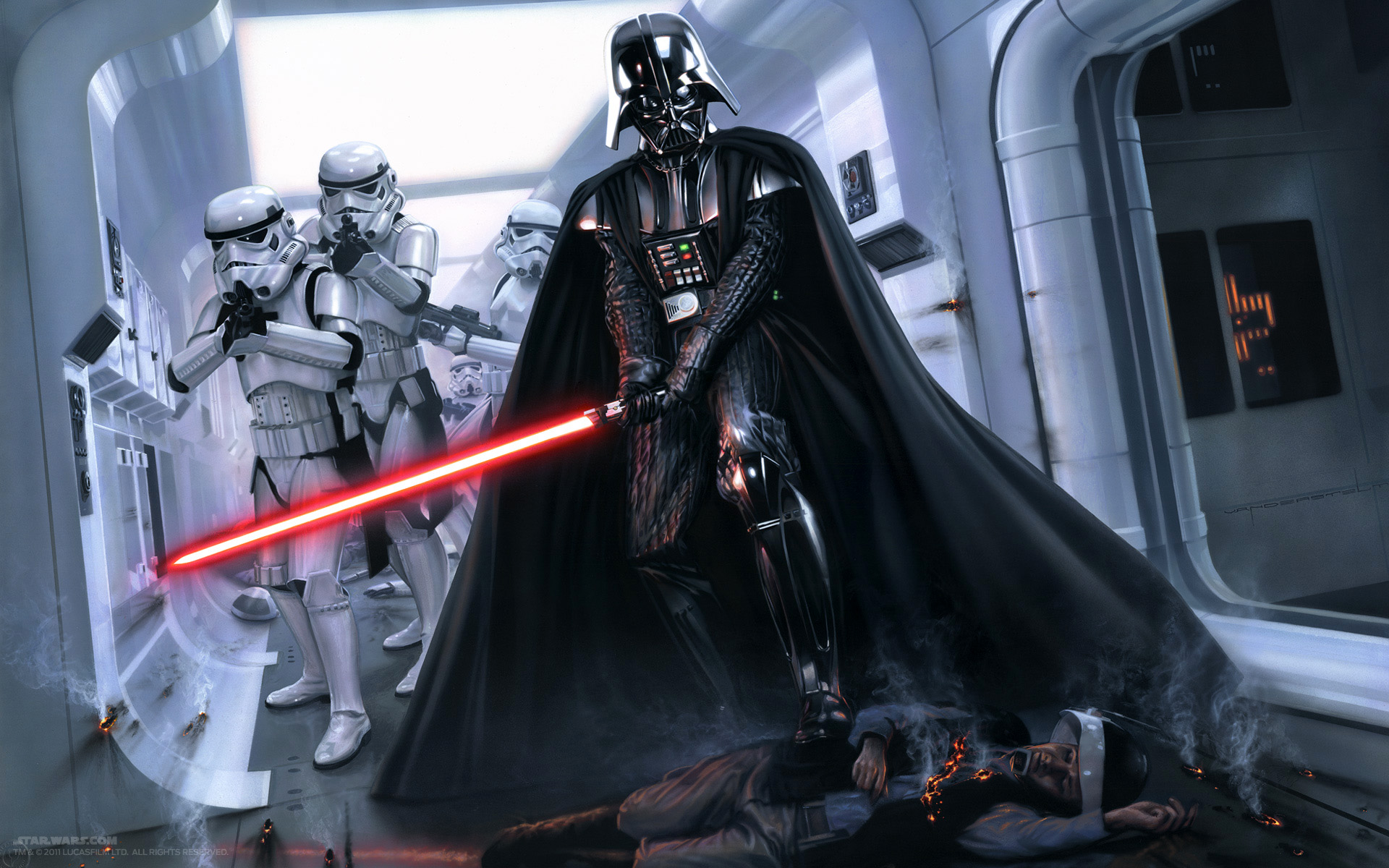 Darth Vader is running for office in the Ukraine. Watch his epic campaign ad right here. | Blastr