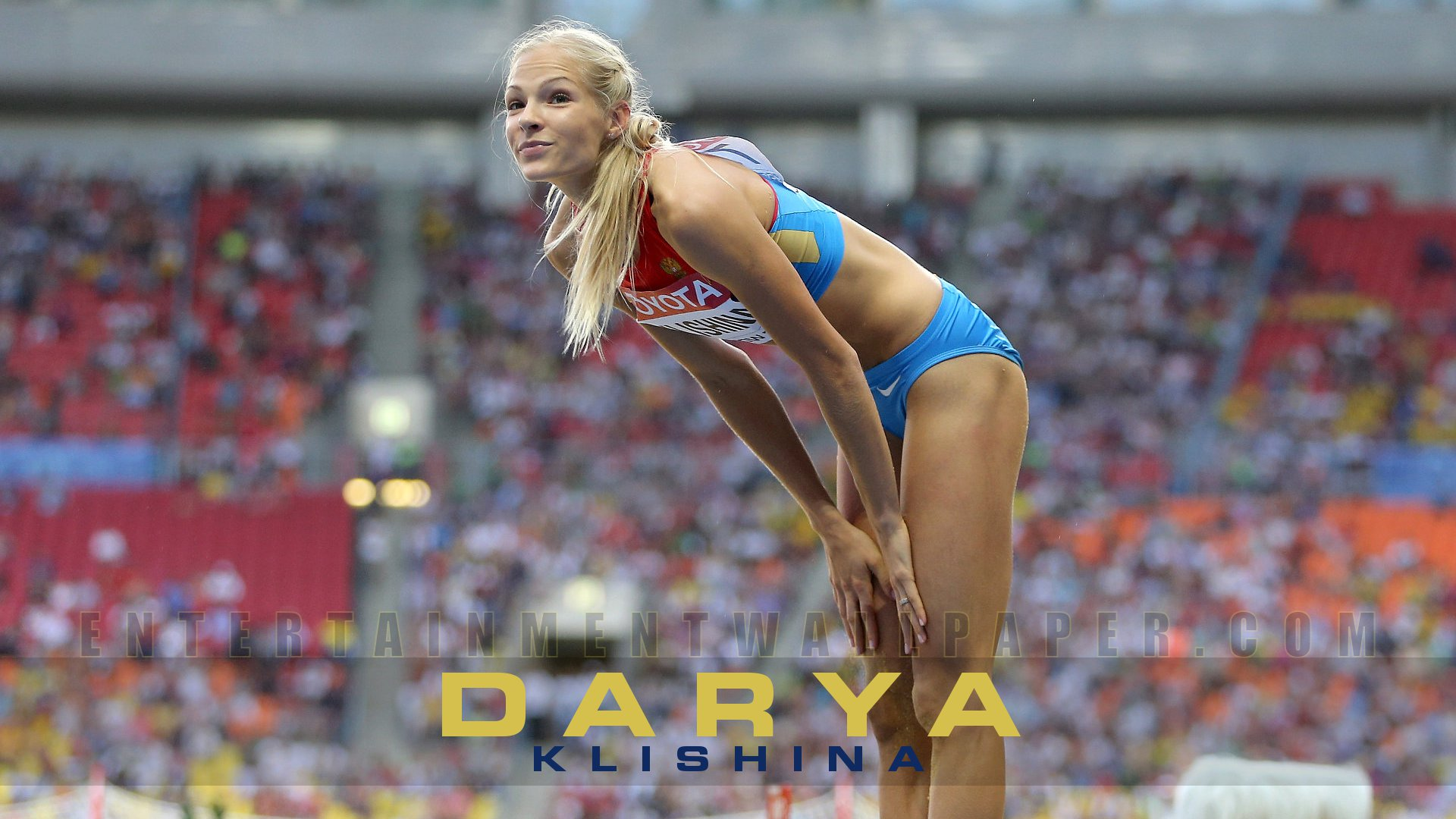 Darya Klishina Wallpaper - Original size, download now.