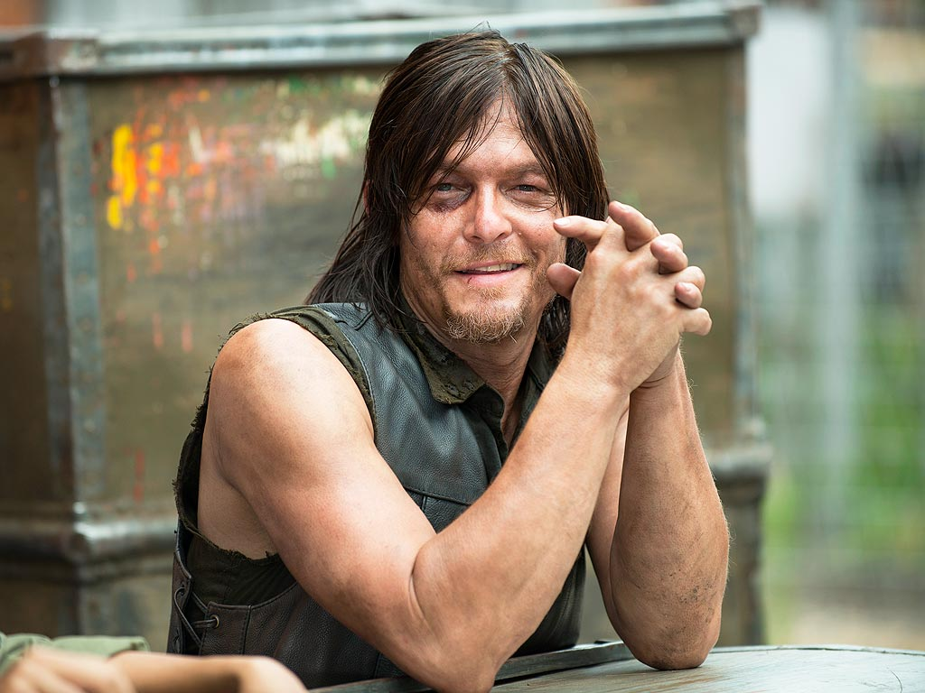 'The Walking Dead': Is Daryl Gay? Creator Finally Reveals Daryl's Sexuality