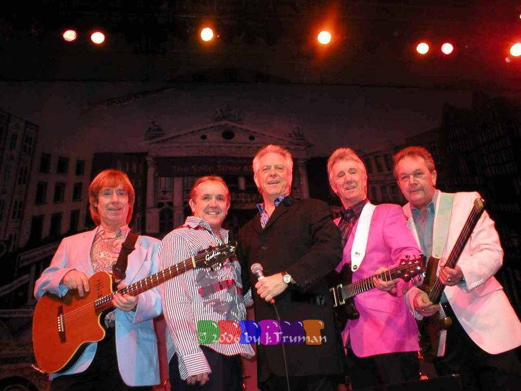 I was a teenager in the 1960s listening to all the great music that was around then. Two of my favourite groups from that era were, and indeed still are, ...