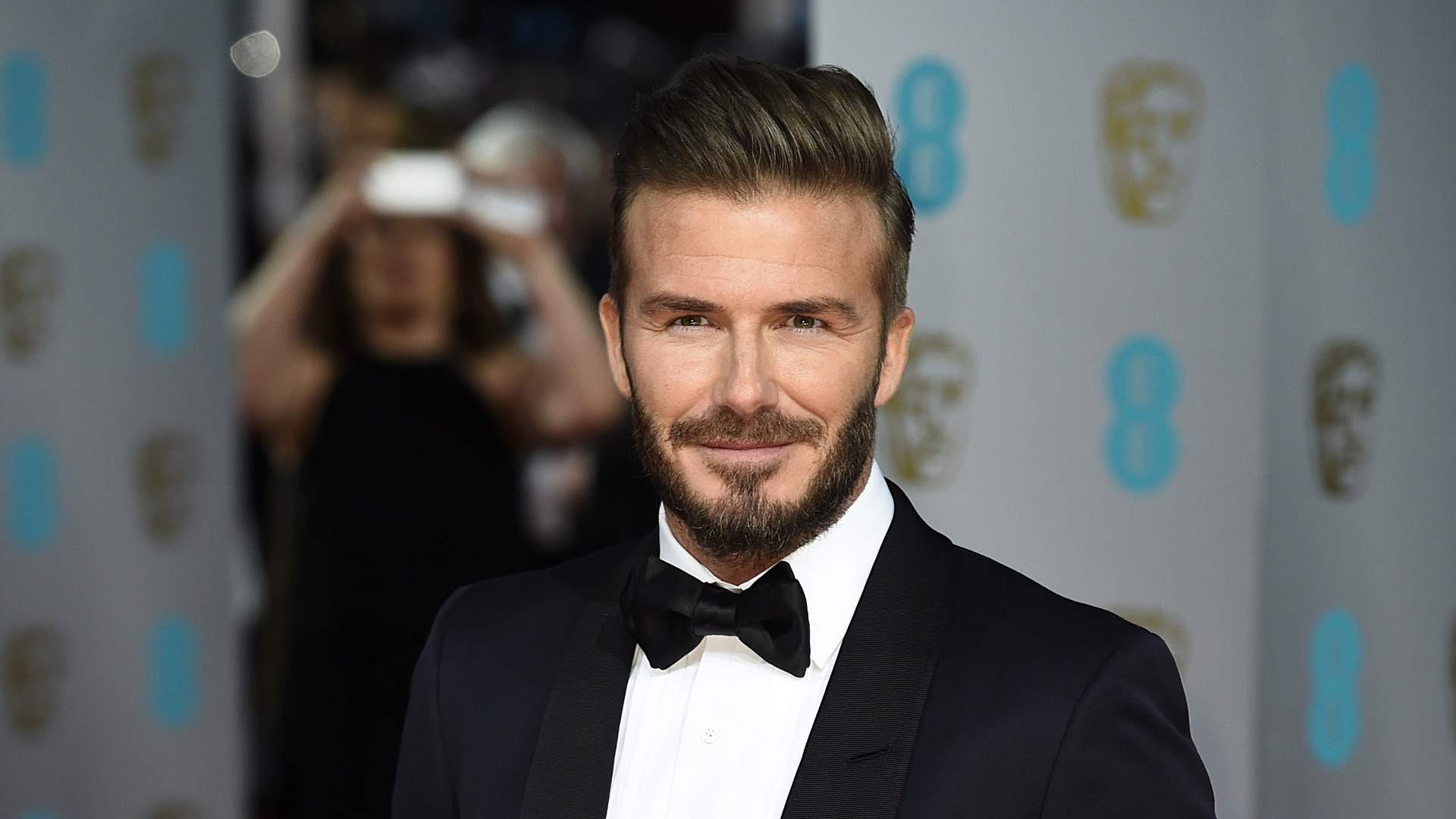 Former England and LA Galaxy footballer David Beckham graced the BAFTA Awards infamous red carpet for the first time last weekend (February 8) and certainly ...