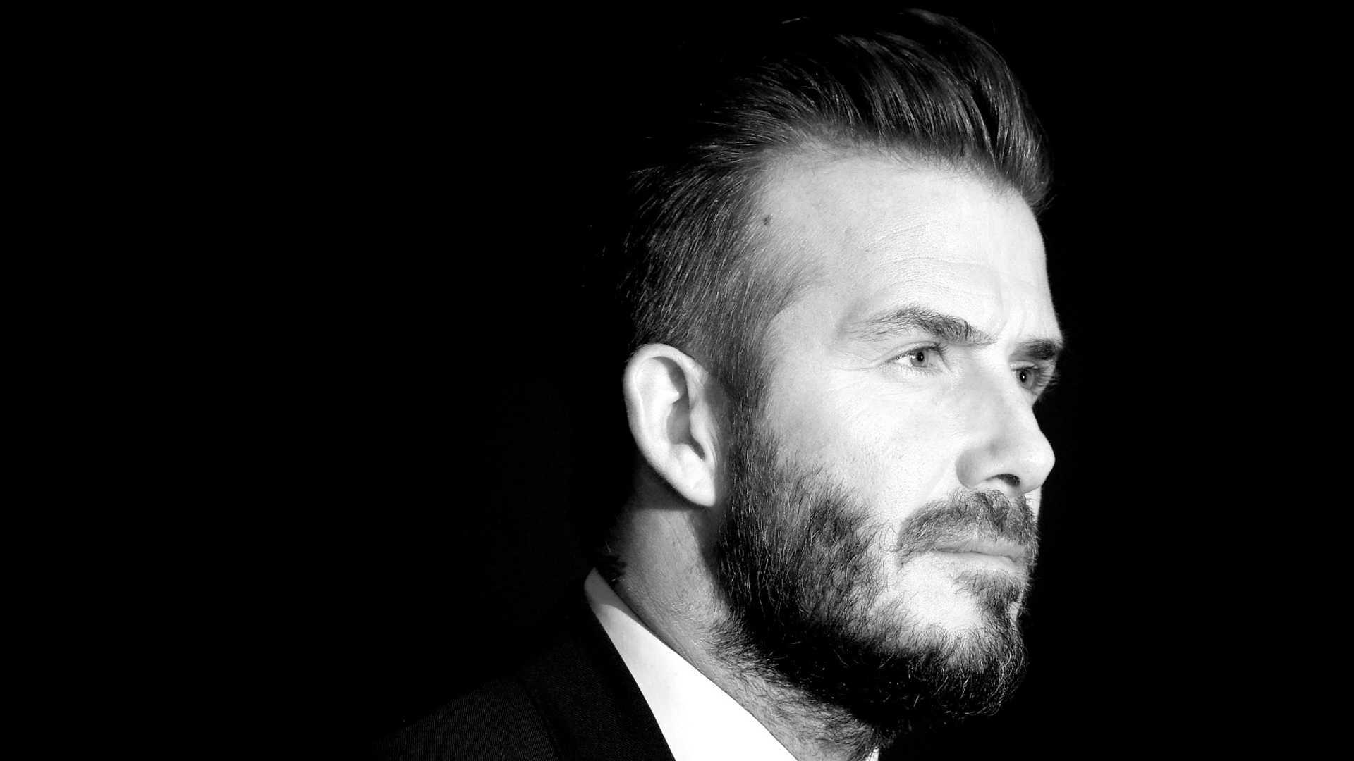 David Beckham Masculinity HD Wallpaper