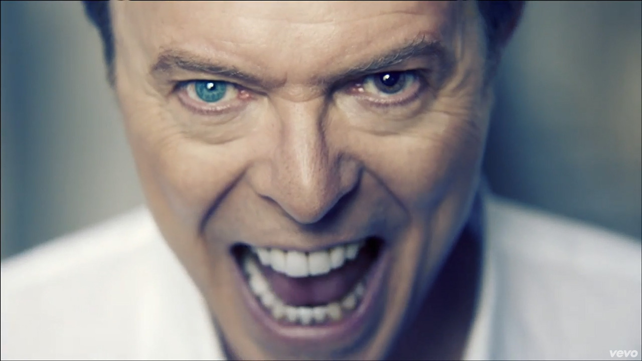 David Bowie - not always nice
