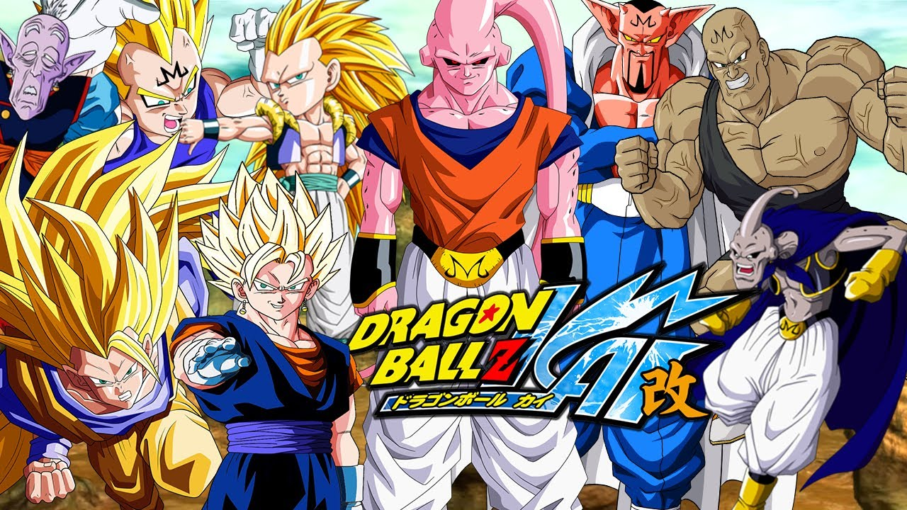 Buu Saga in DBZ Kai - Better Late Than Never? [DBZ Talk]