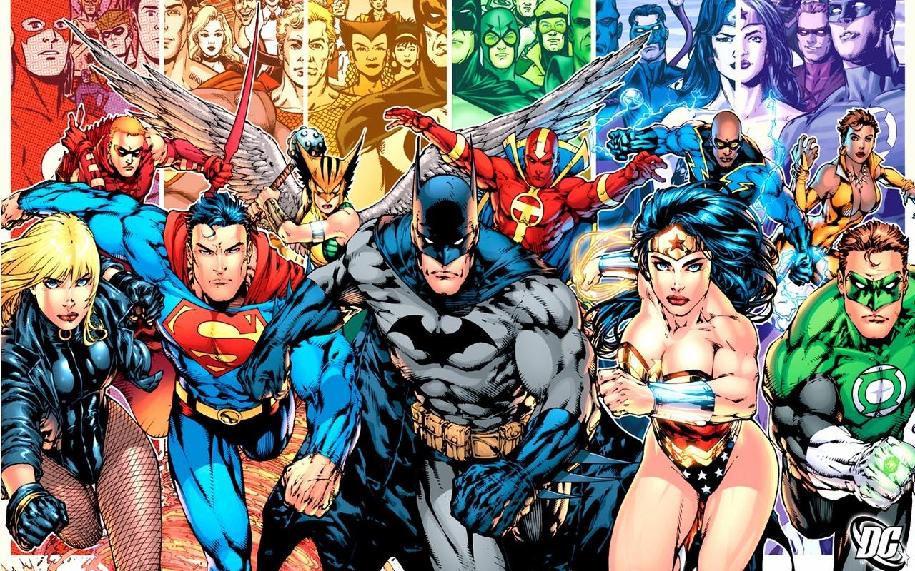 dc comics universe