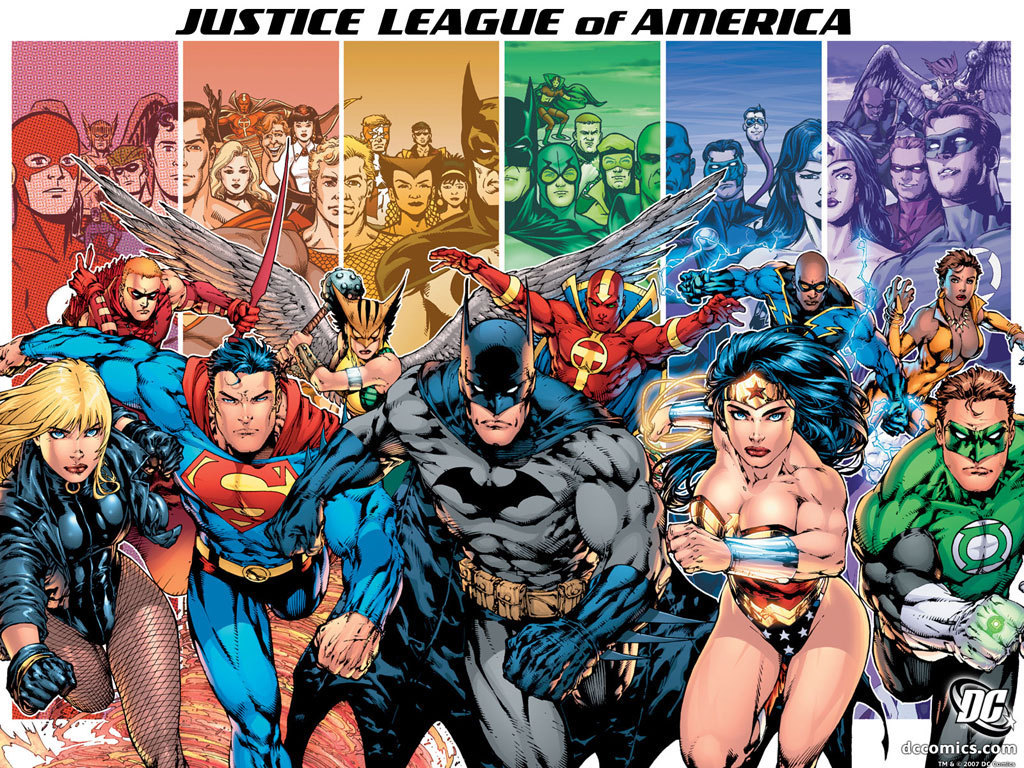 DC Comics Wallpapers