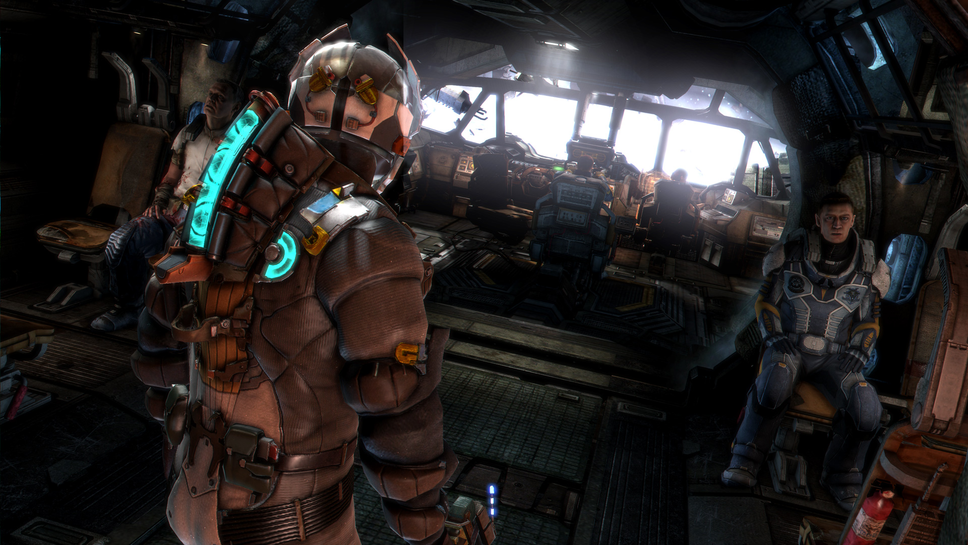 Dead Space 3 opens with series protagonist Isaac Clarke in hiding, as he tries to forget the horrors of the Marker, an alien artifact that causes insanity ...