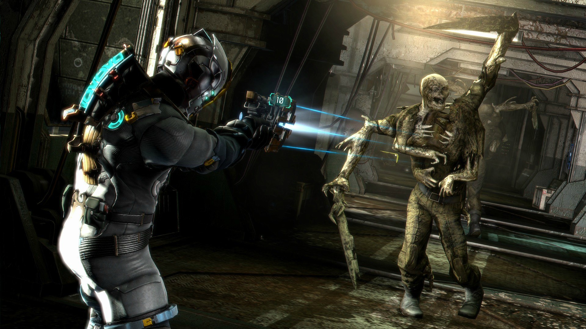 Dead Space 3 Pictures