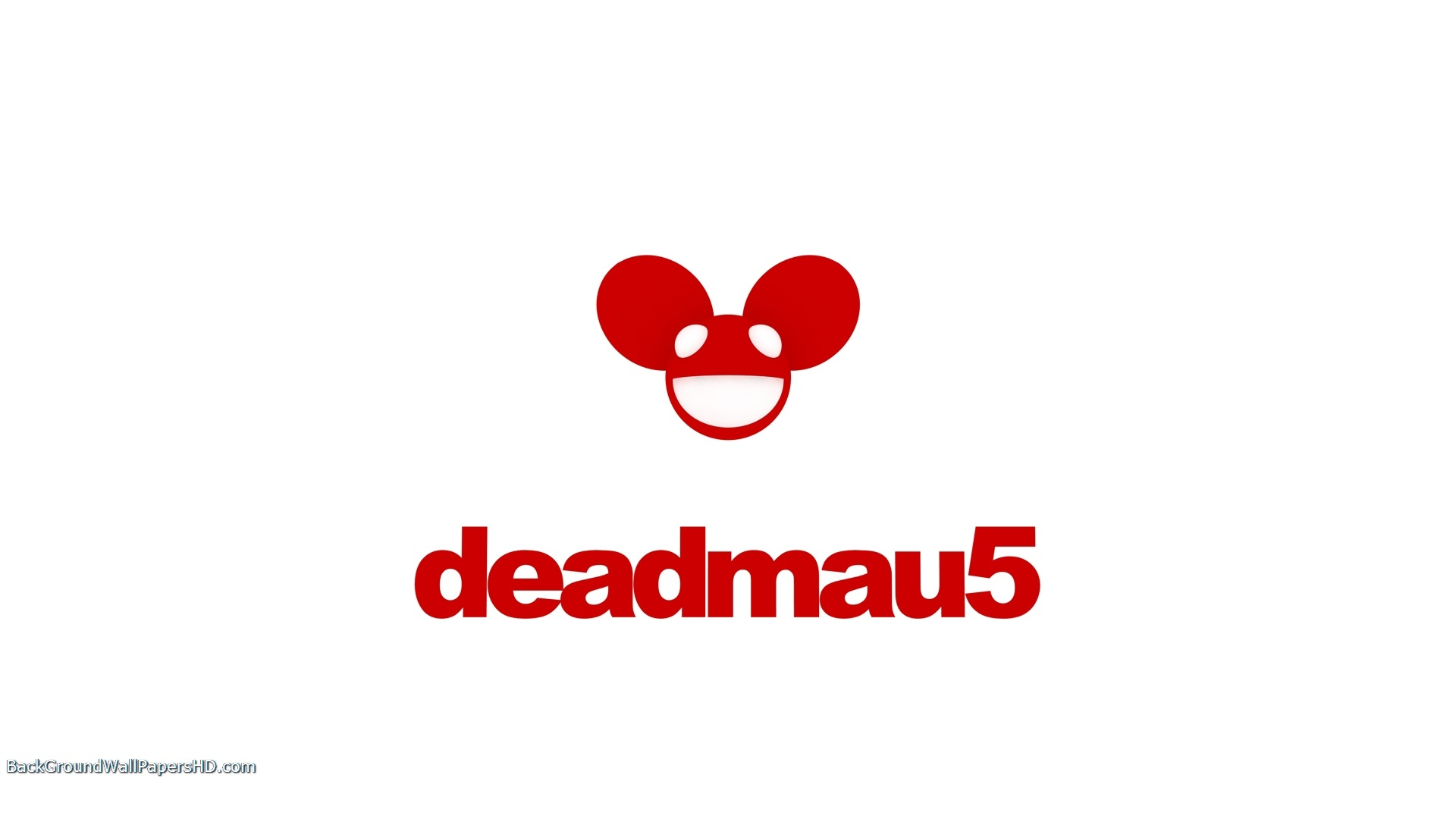 deadmau5 logo 1920x1080 wallpaper 10211 Deadmau5 Logo HD Wallpaper