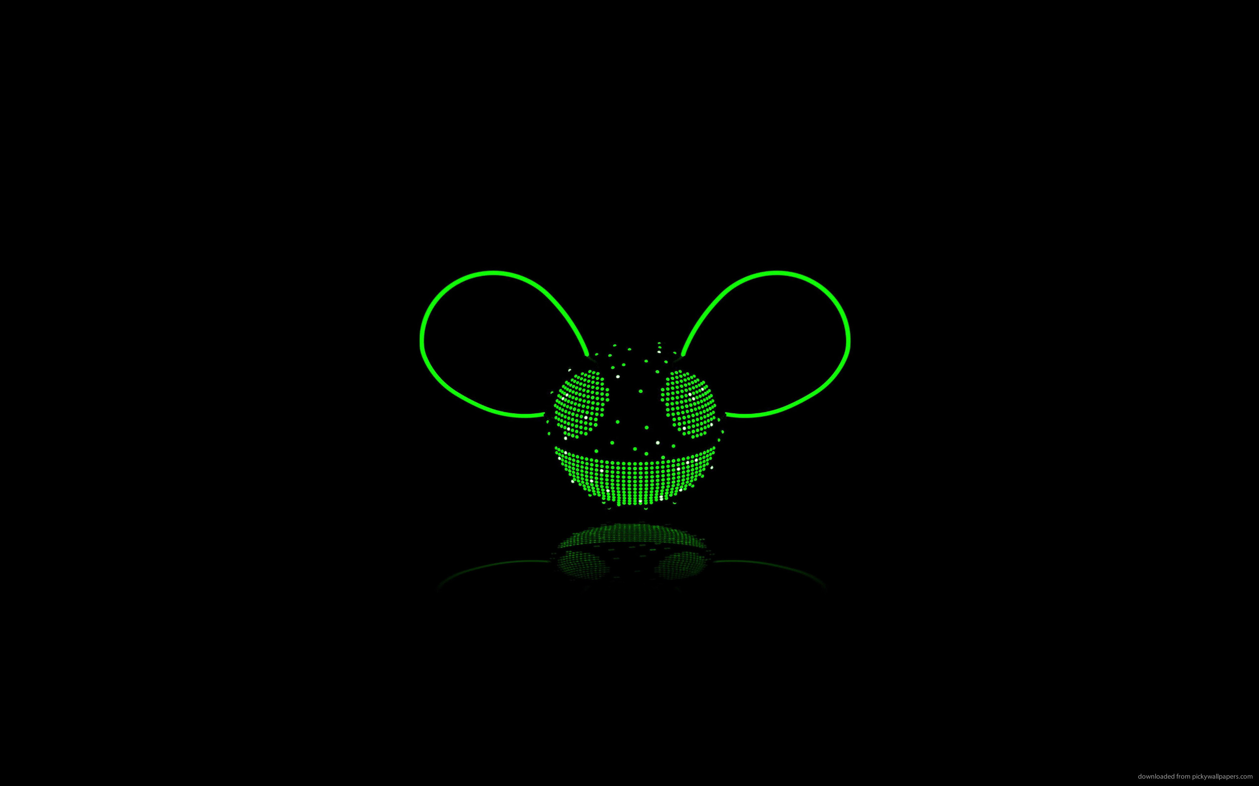 Deadmau5 Logo Wallpaper
