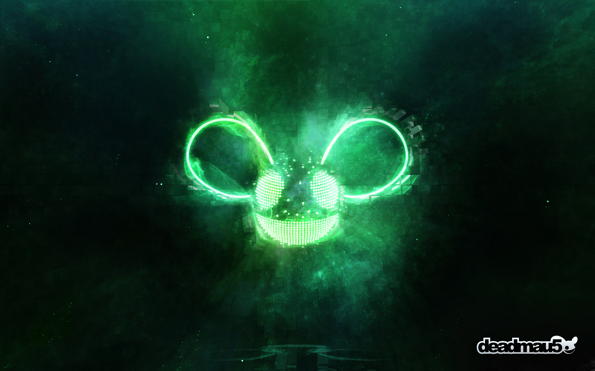 Deadmau5 Res: 1920x1200 / Size:1973kb. Views: 248364