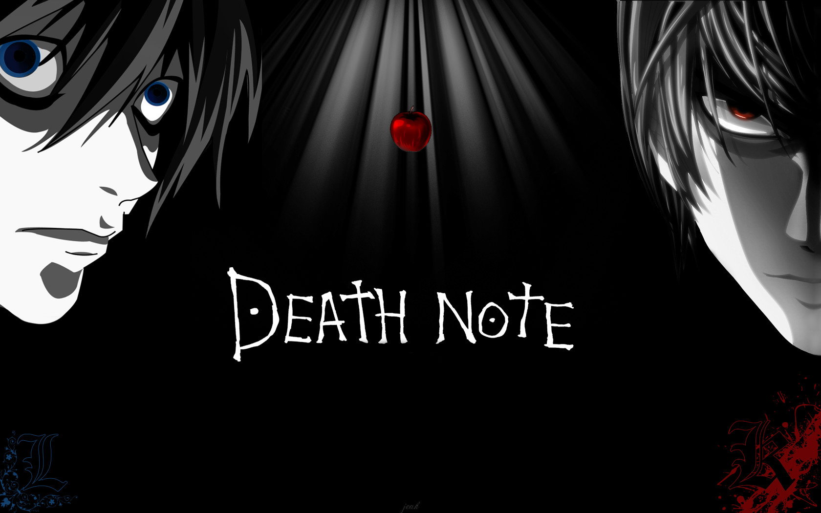 Death Note Wallpaper 1680x1050 14750