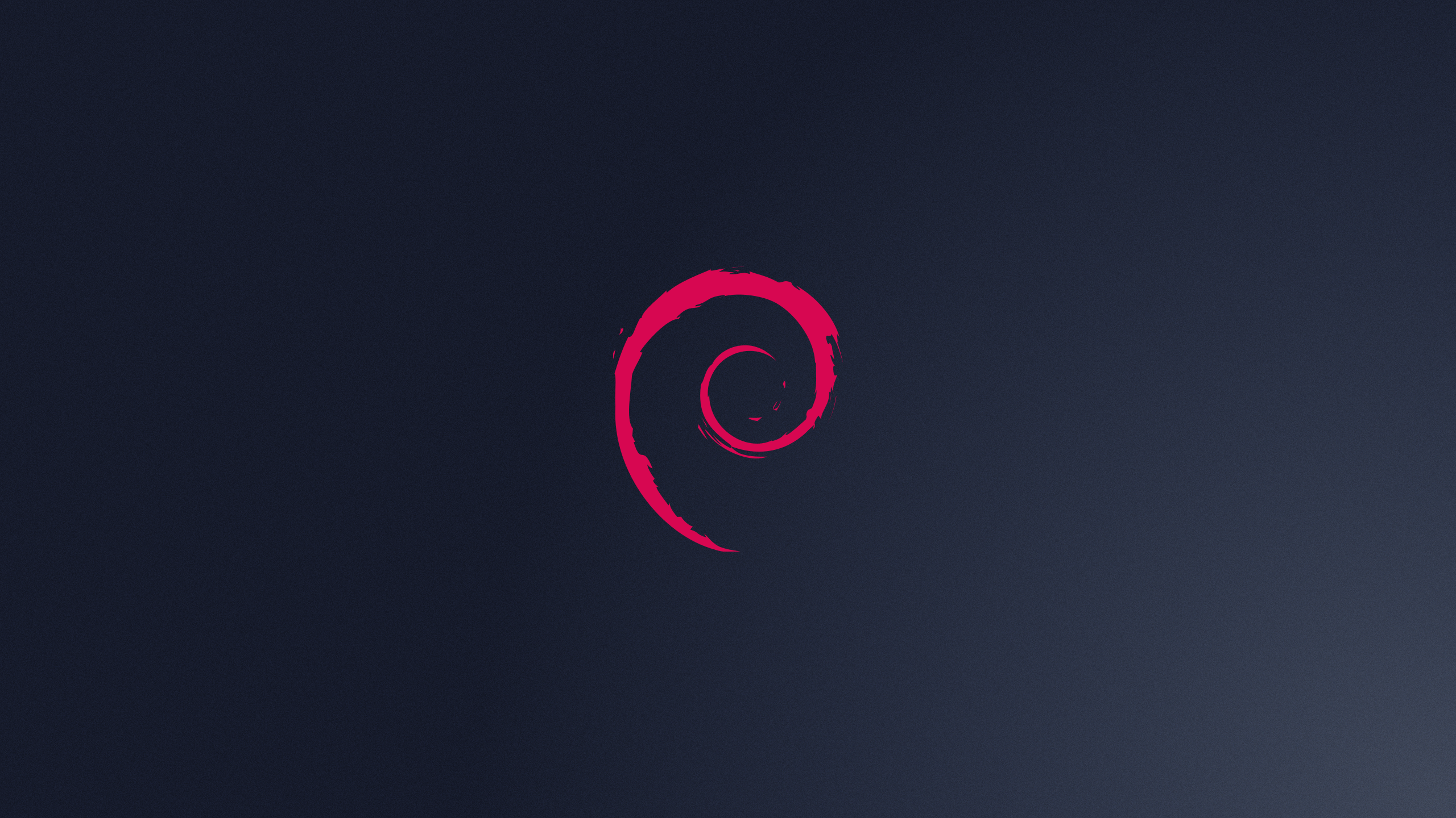 Debian Logo Wallpaper