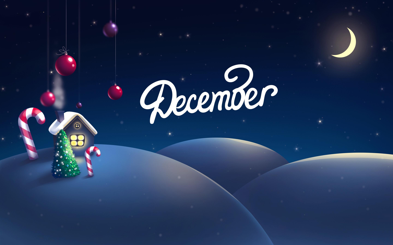December christmas time