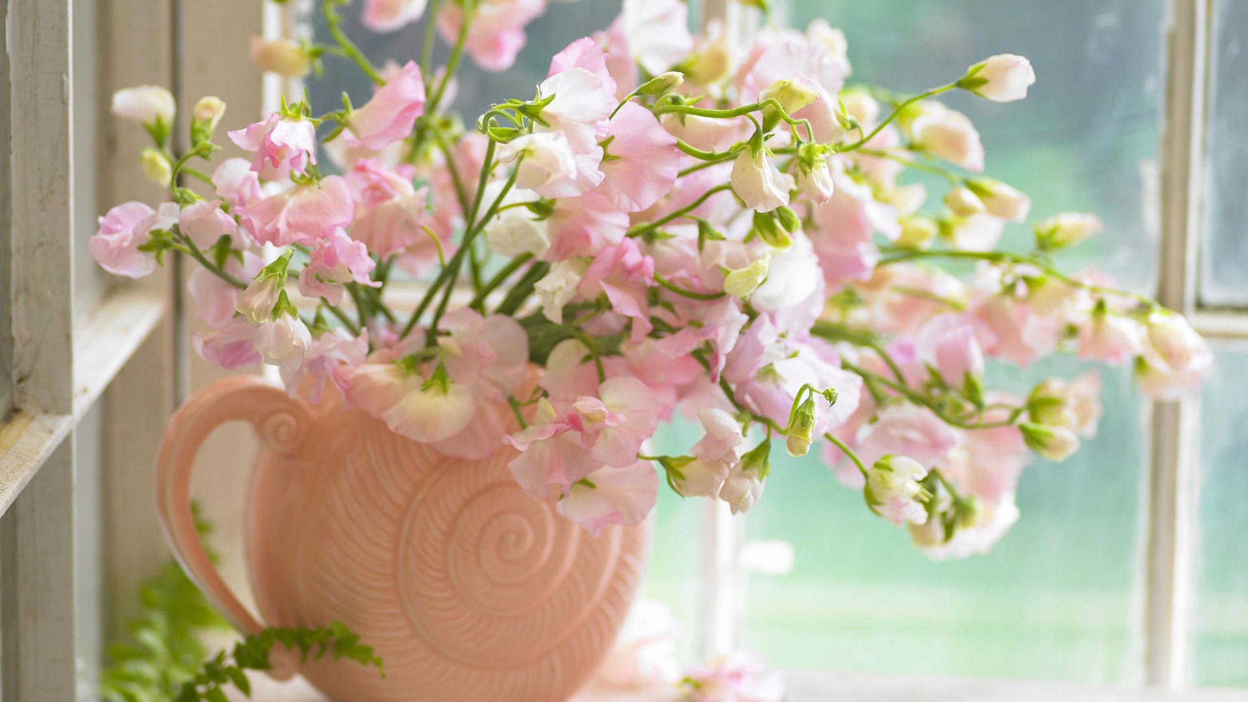 Interior Decorative Flowers