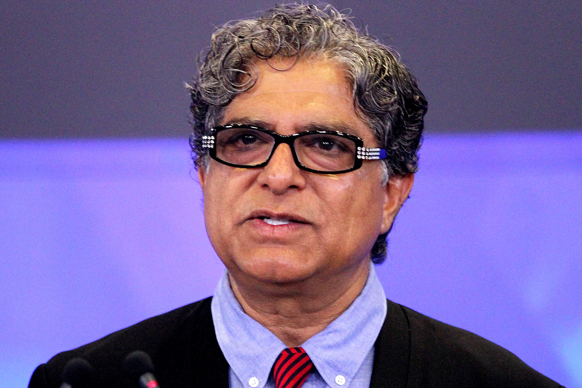 Holistic health guru Deepak Chopra Photo: Laura Cavanaugh/Getty Images