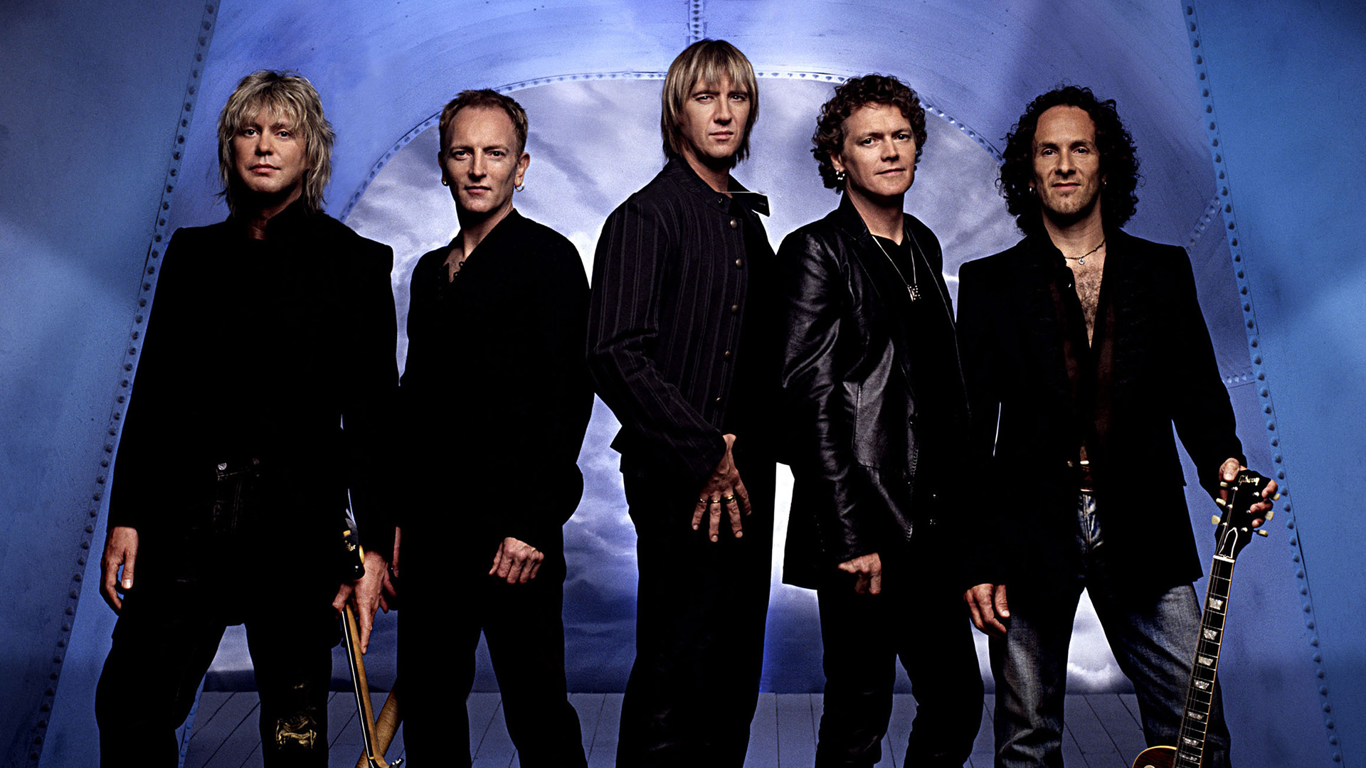 Def Leppard backdrop wallpaper