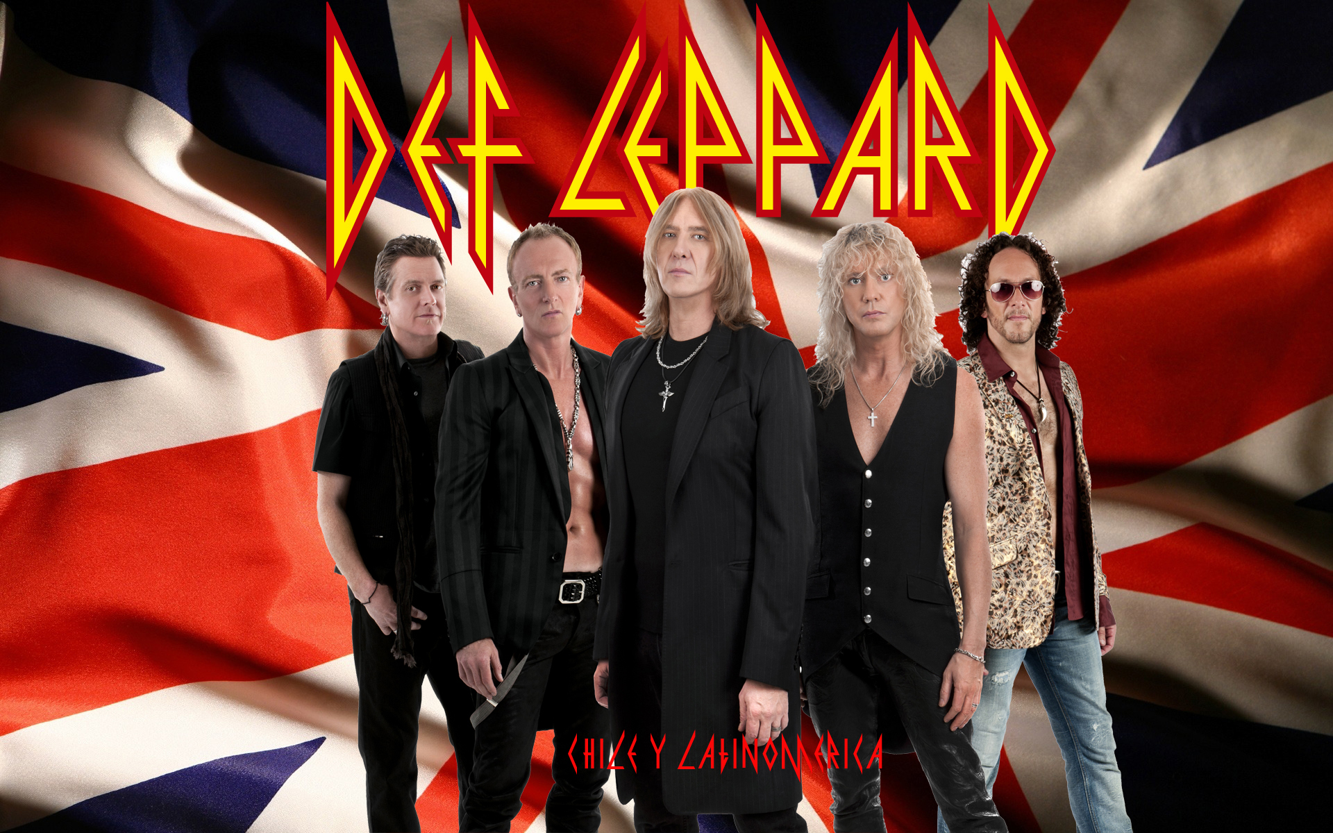 Love to Def Leppard