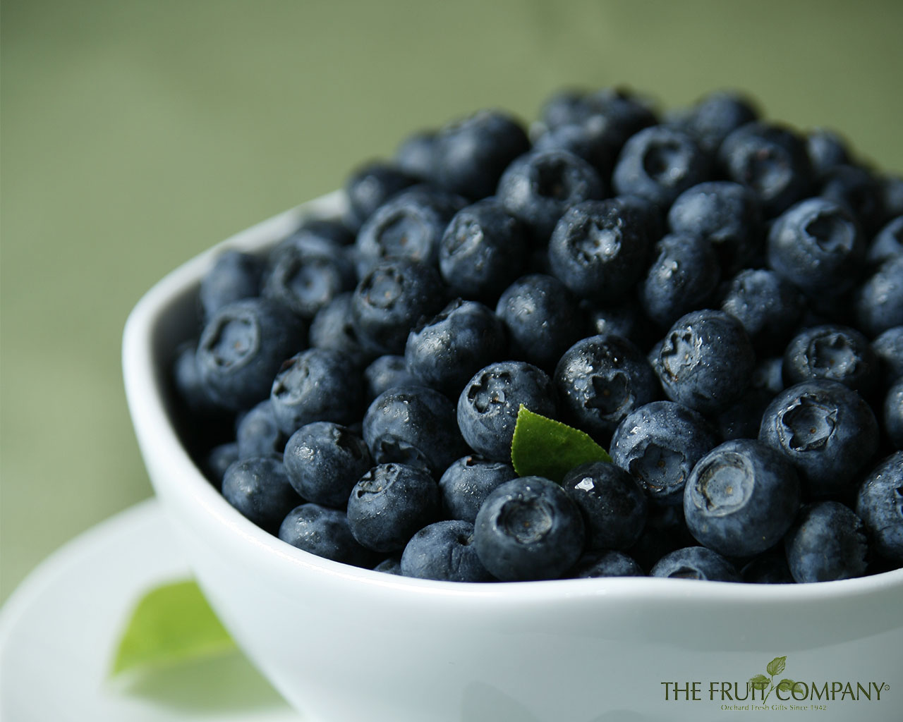 Delicious Blueberry Wallpaper