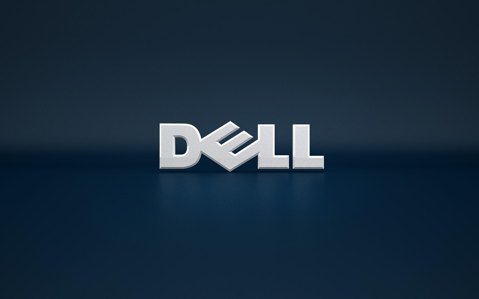 Dell Logo Wallpaper