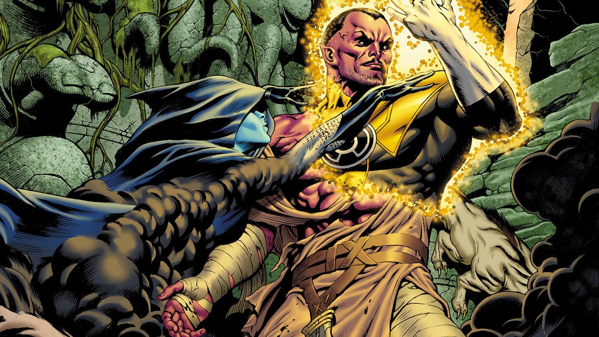 1: THE DEMON WITHIN | DC Comics