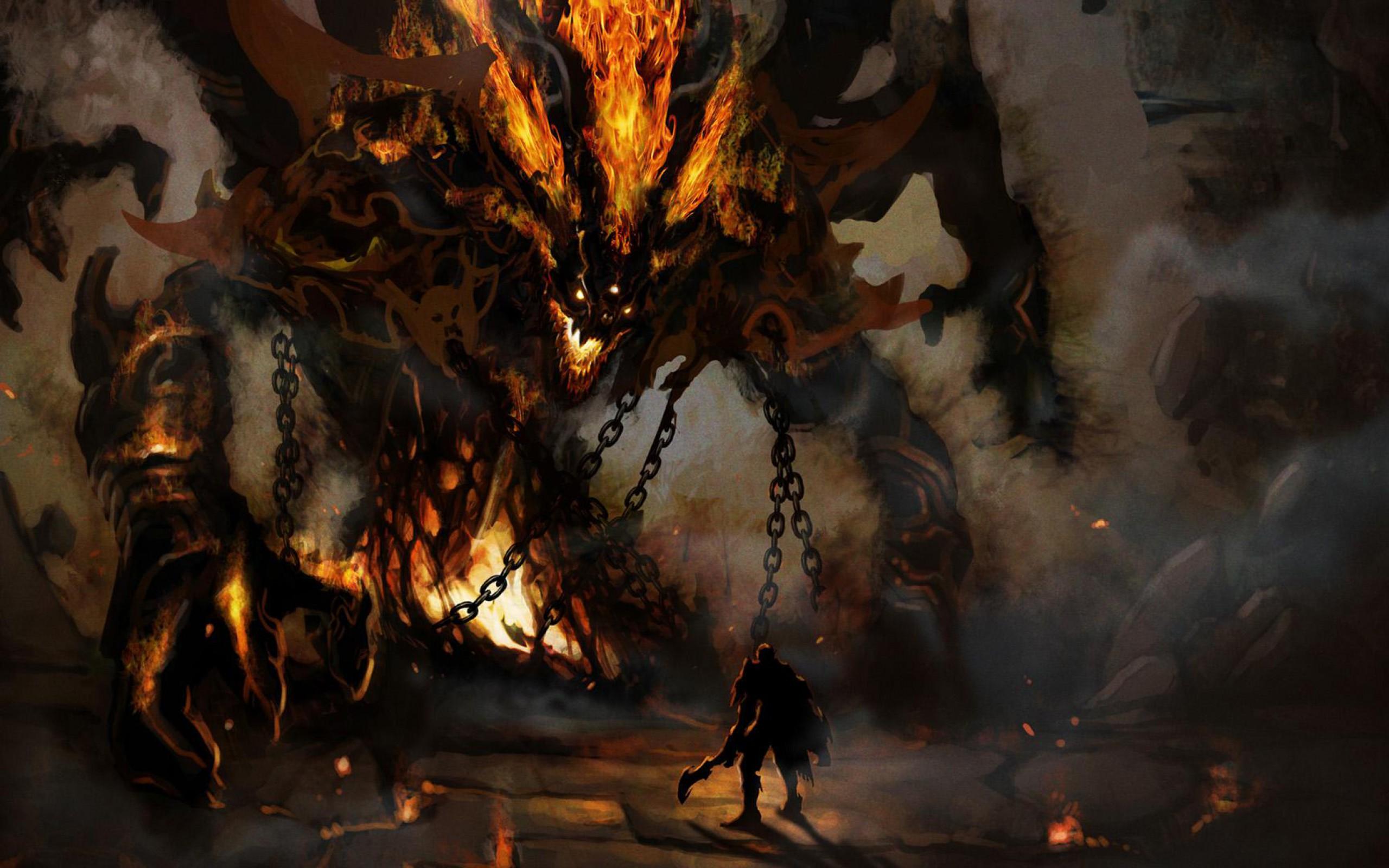 Demon Wallpaper