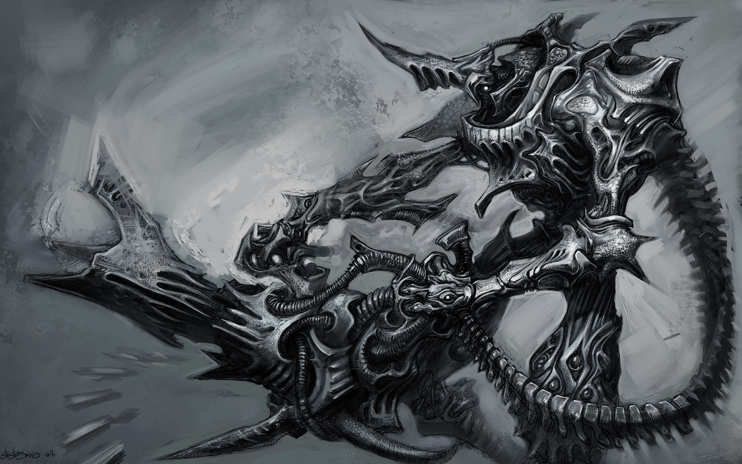 Demonic Wallpaper