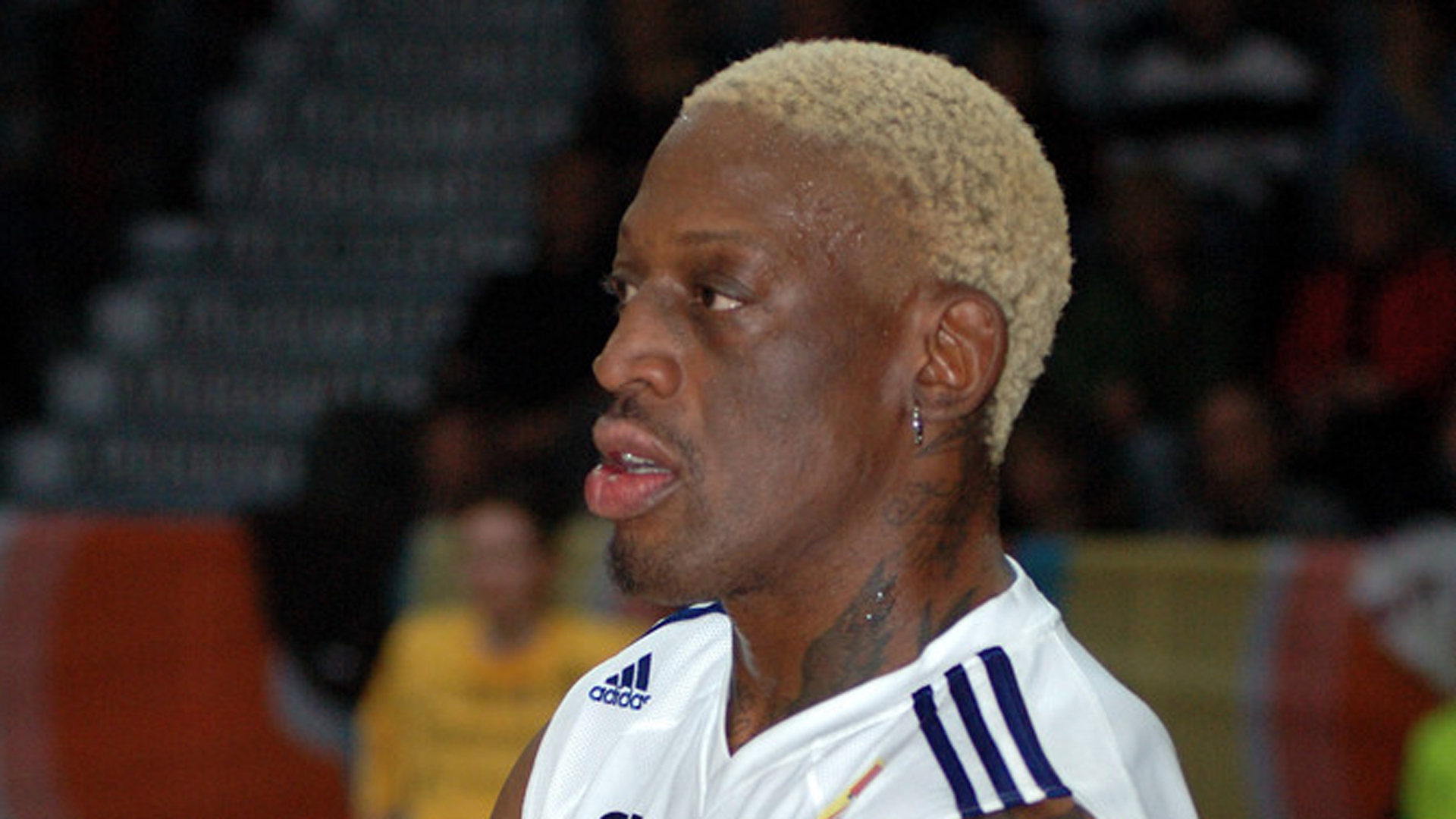 Dennis Rodman Arrives in Pyongyang for Second Trip in a Year