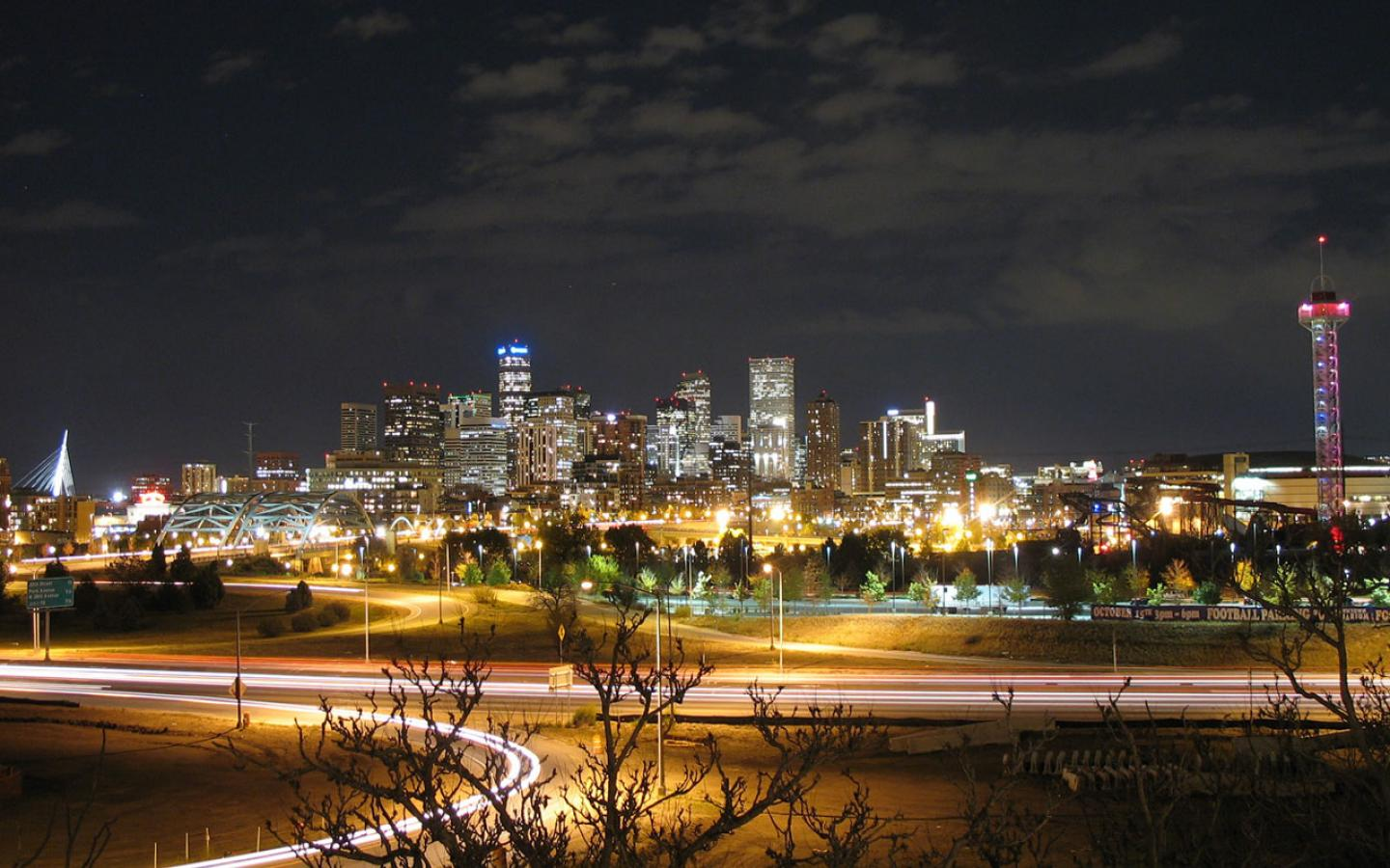 Denver Wallpaper – 1440 x 900 pixels – 173 kB