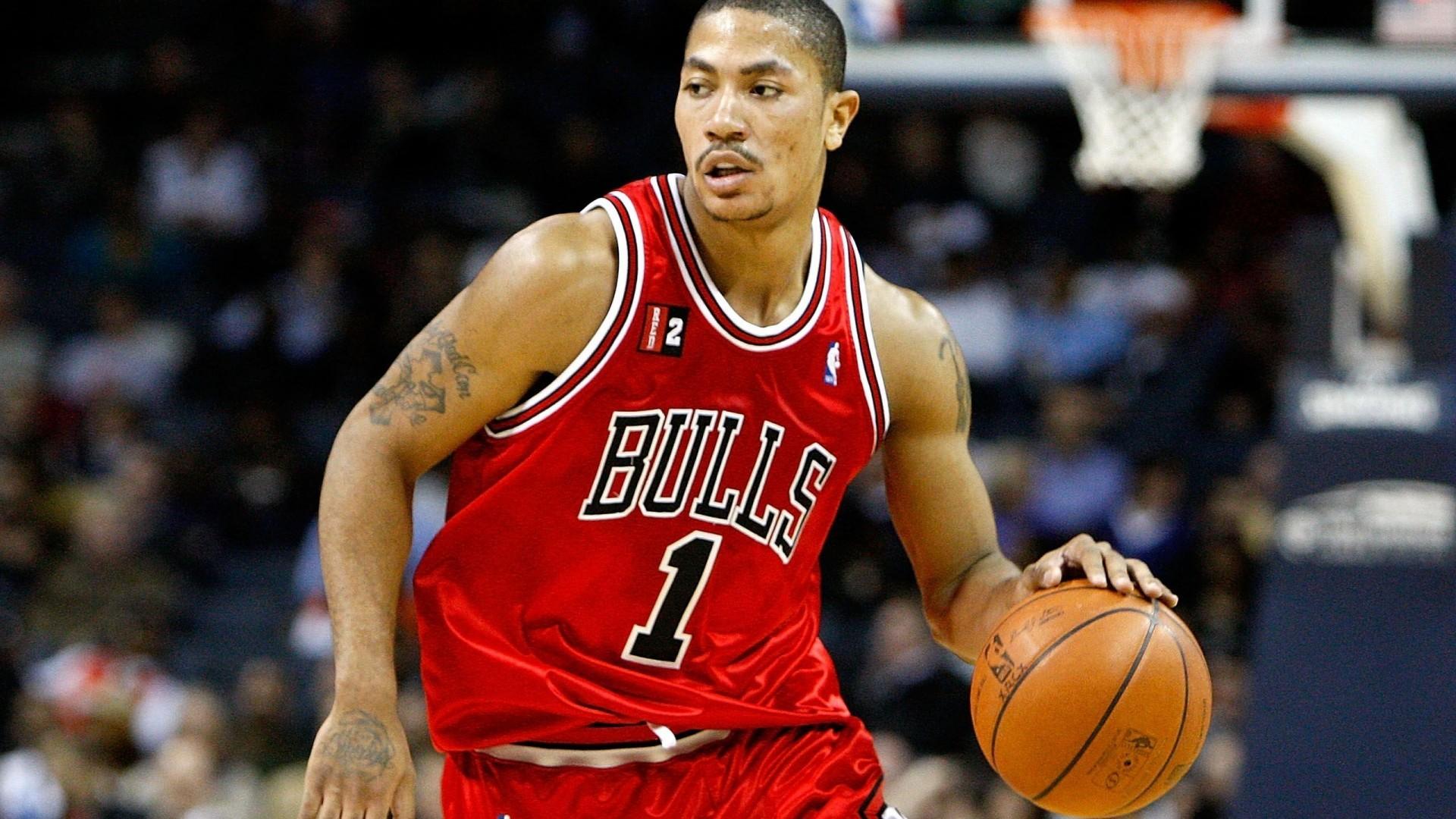... Derrick Rose Chicago Bulls Point Guard HD Wallpaper ...
