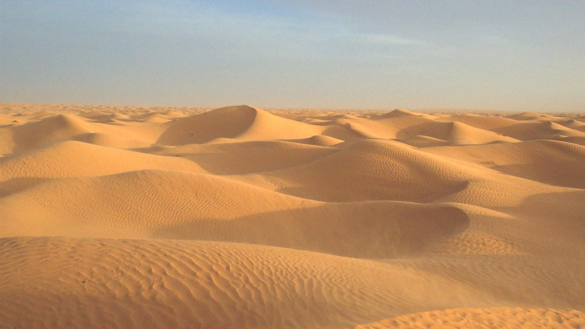 Yellow Desert Dunes Hd Wallpaper Hq Desktop 1920x1080px