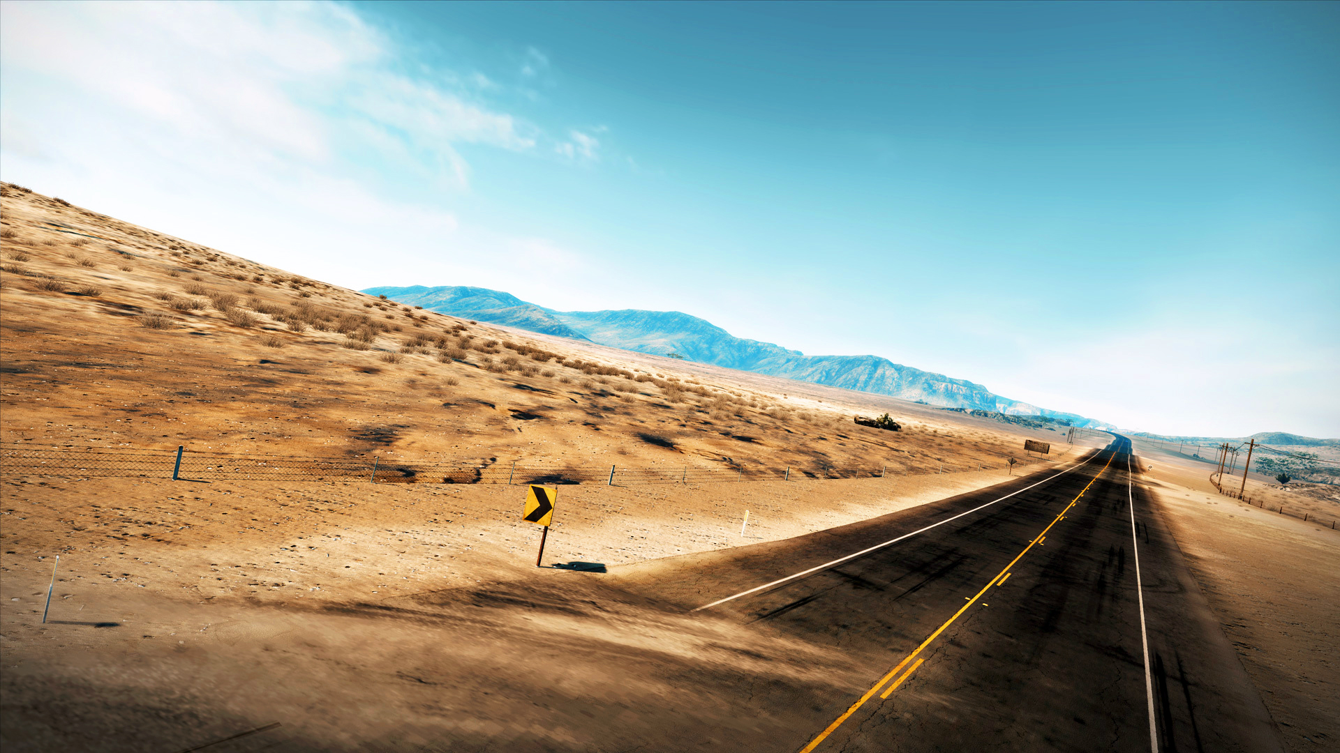 ... collection of top 10 Desert Road Wallpapers. These wallpapers are high definition and available in wide range of sizes and resolutions.