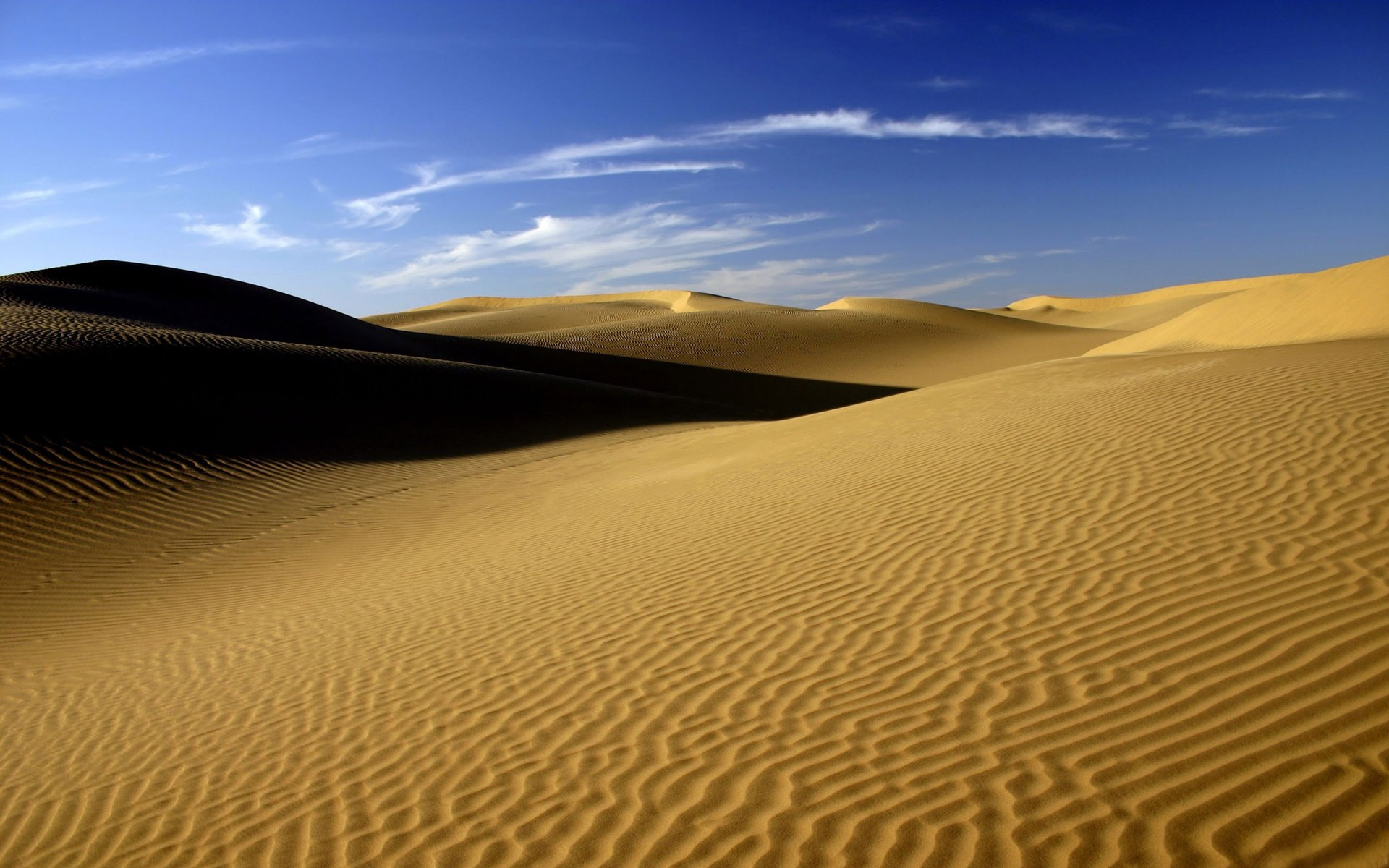 Desert Sand Wallpapers