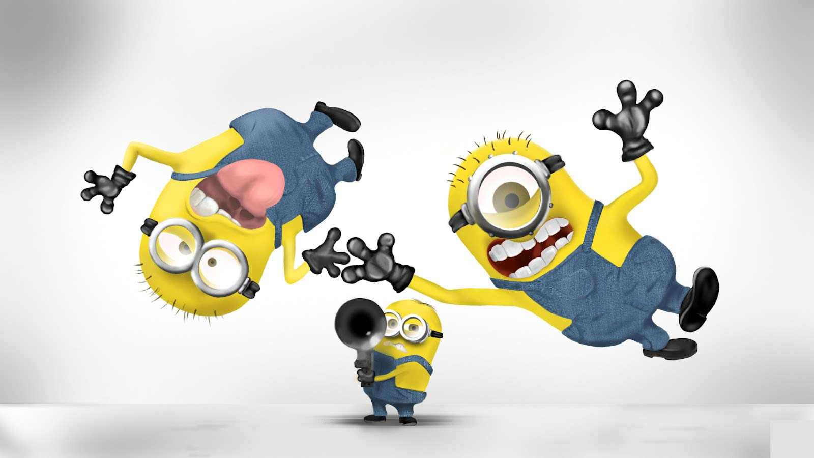 Despicable Me Background