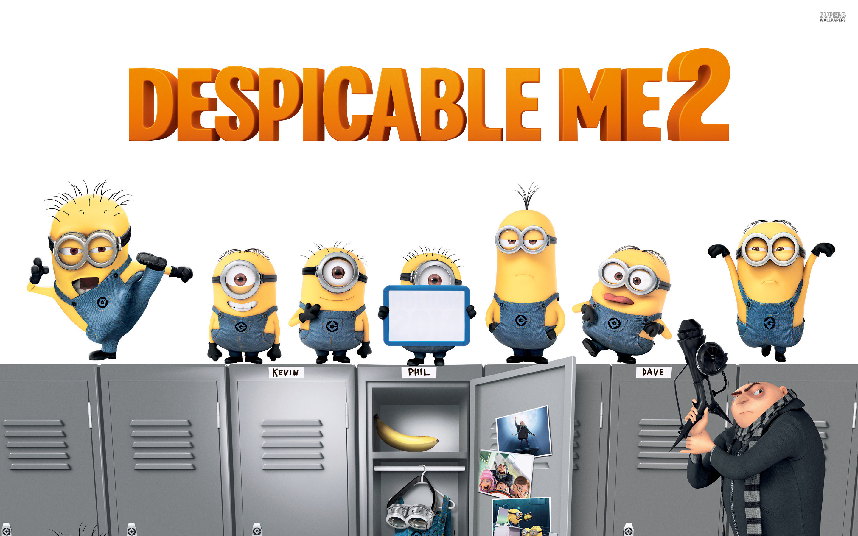 Despicable Me Wallpaper