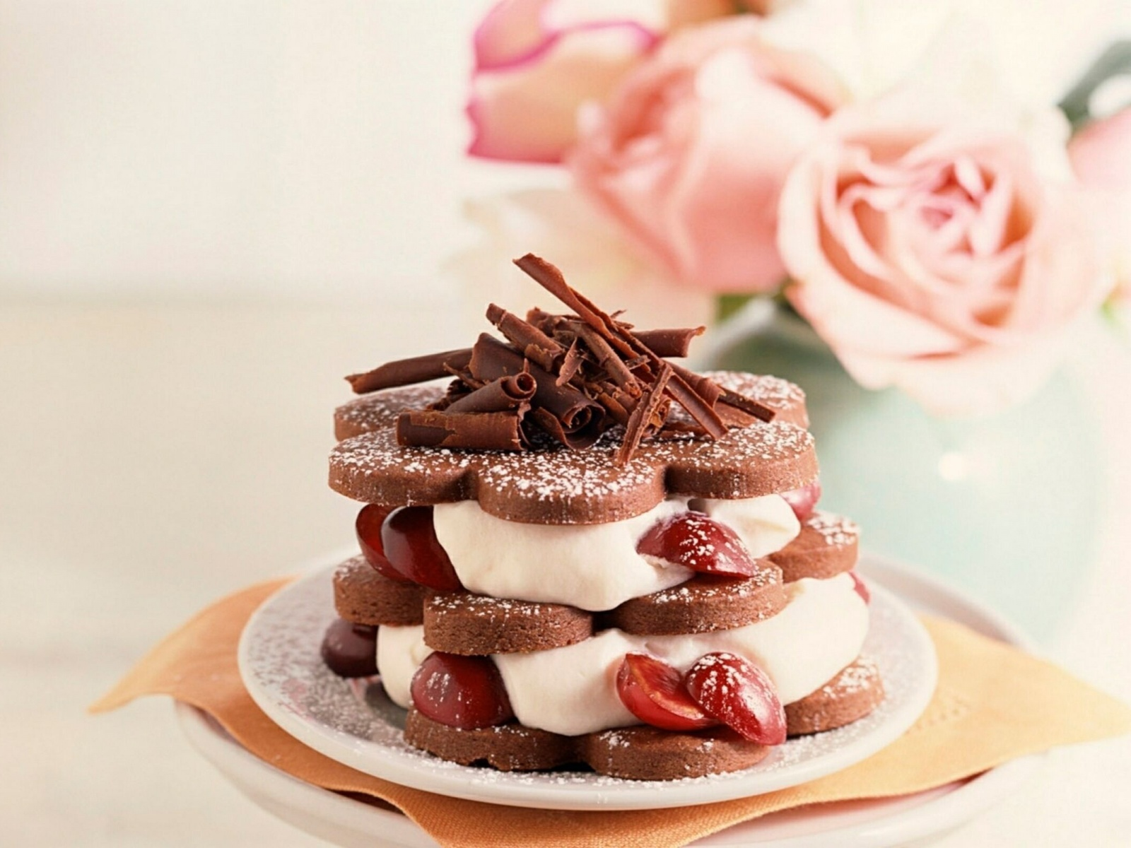 Description: The Wallpaper above is Dessert Cake Wallpaper in Resolution 1600x1200. Choose your Resolution and Download Dessert Cake Wallpaper