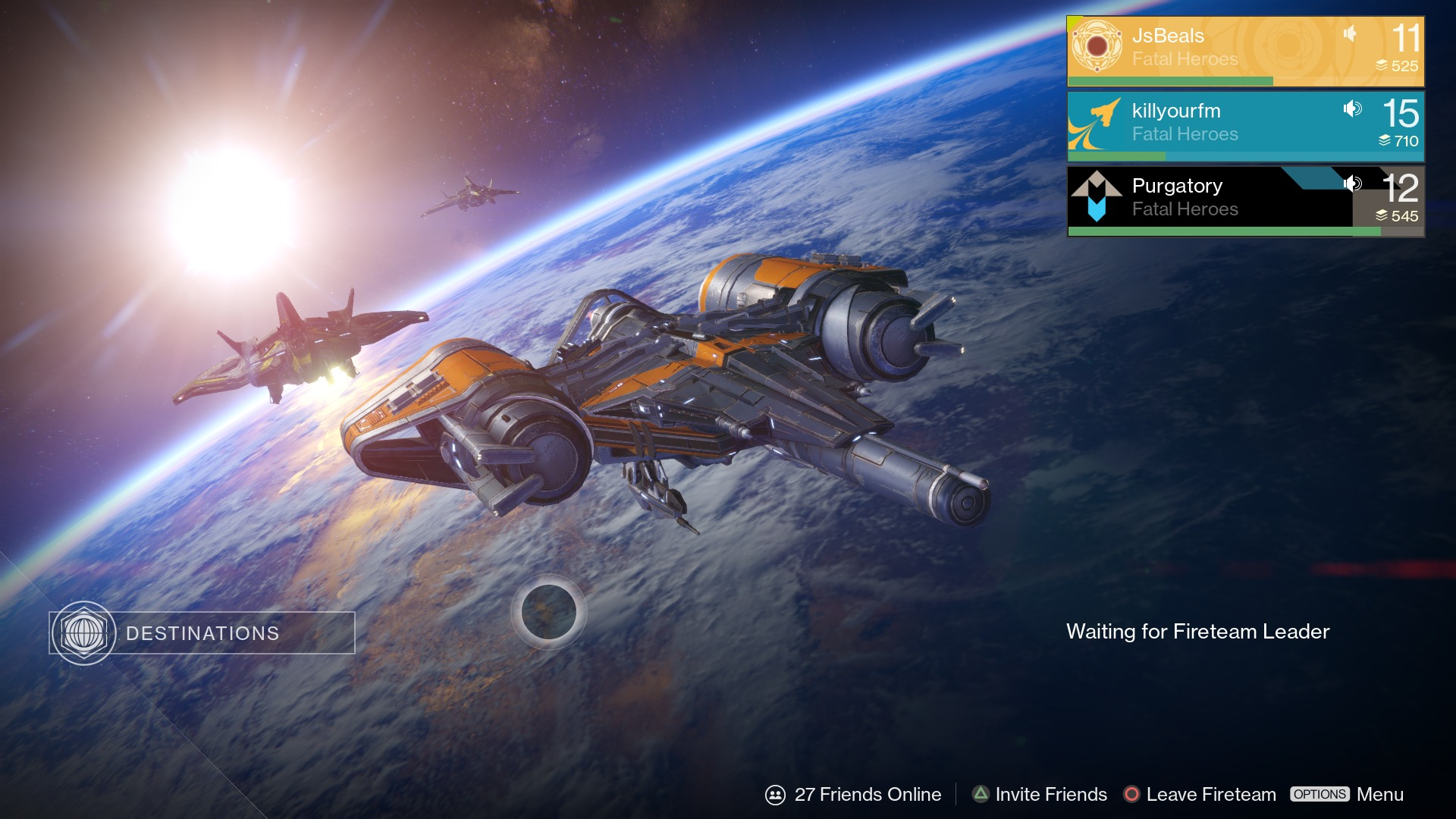 'Destiny' Leaves The Storytelling To Its Players, And It's A Better Game For. '