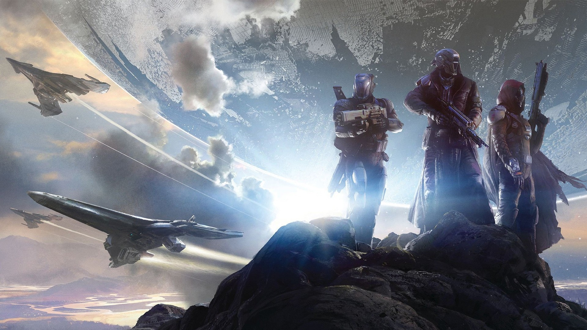 'Destiny' Wins BAFTA For Best Game Of 2014. '