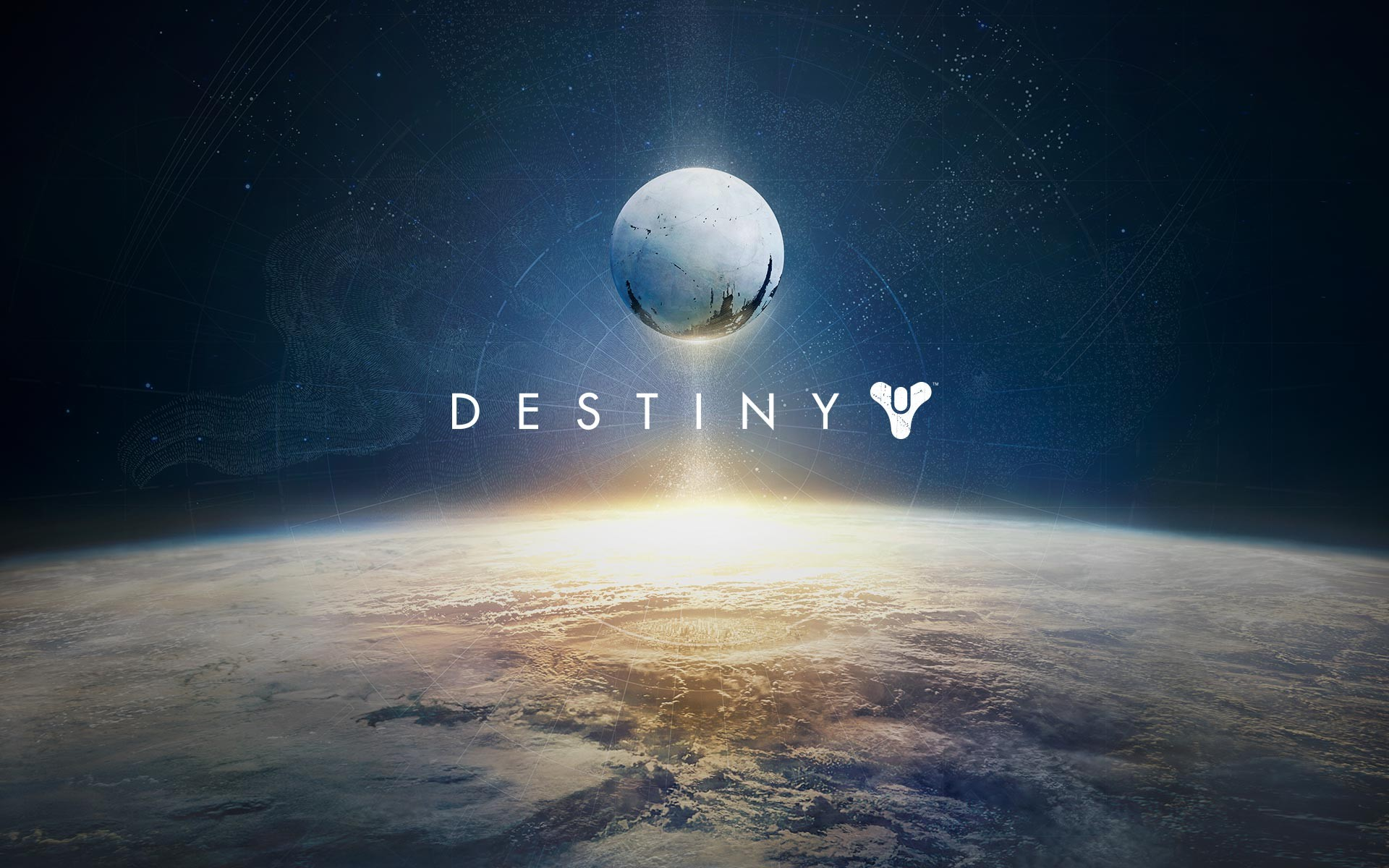 view original size. Tags: Destiny, Game, logo