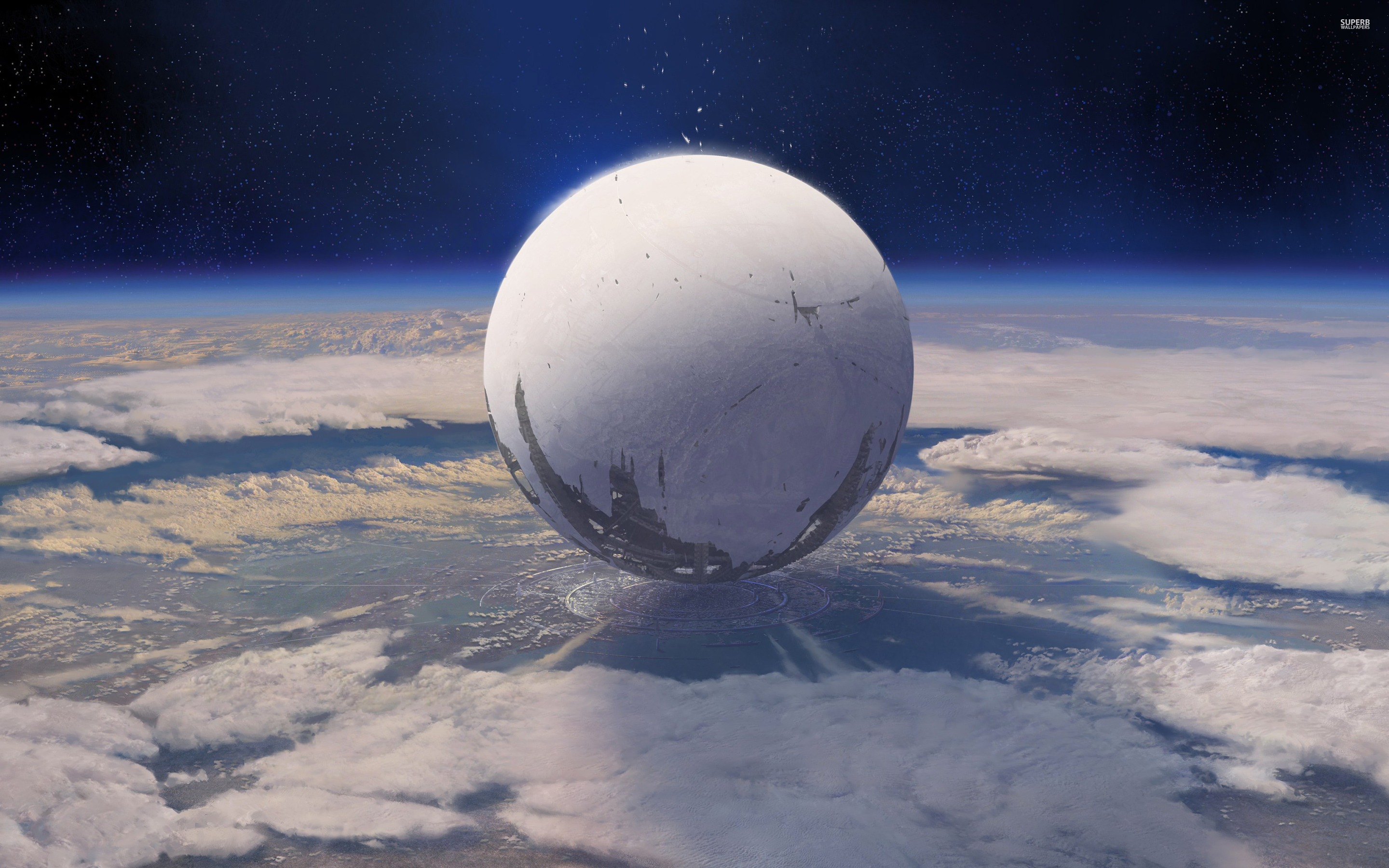 Destiny wallpaper 2880x1800 jpg