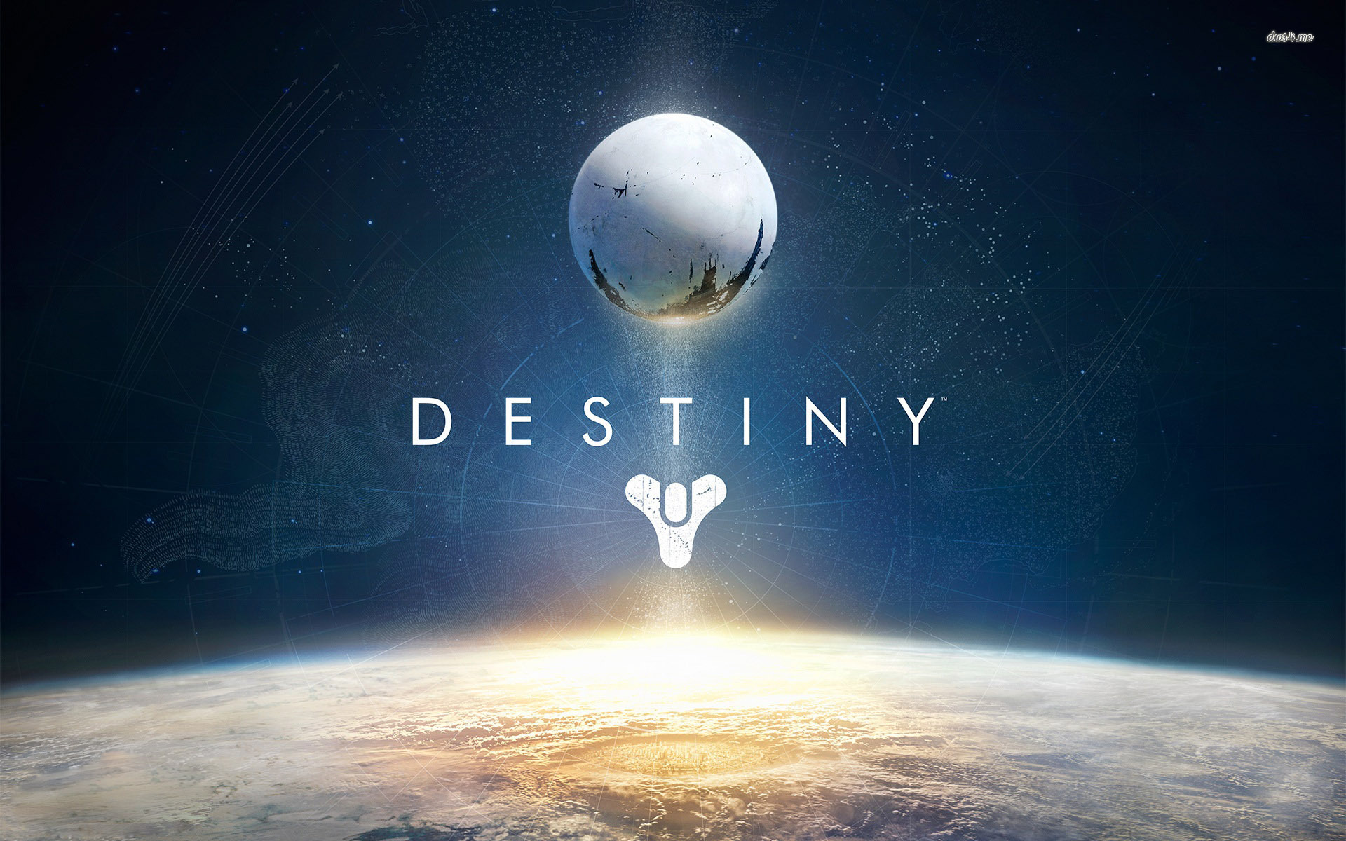 ... Destiny wallpaper 1920x1200 ...