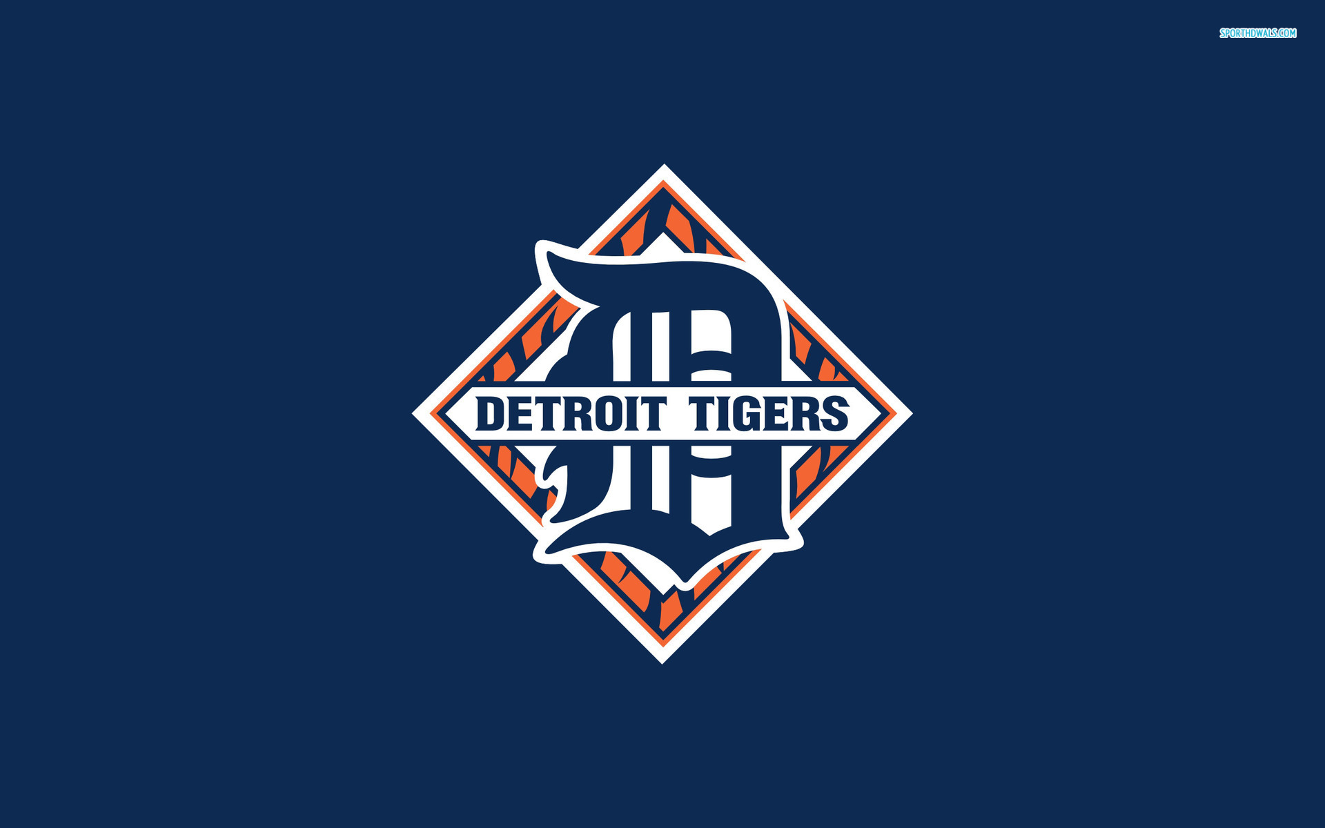 Detroit Tigers widescreen for desktop