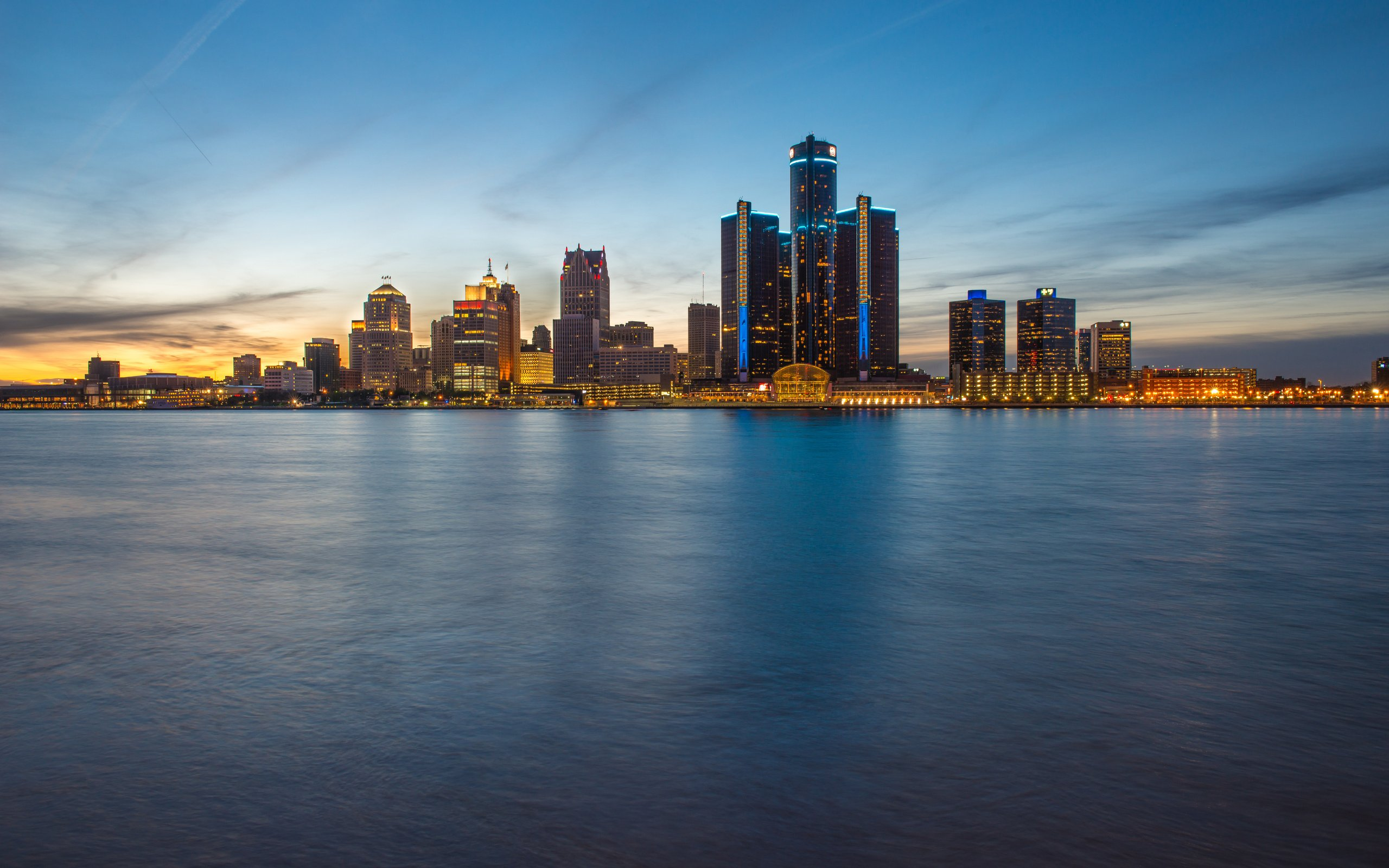 Views: 998 Fantastic Detroit Wallpaper 22742