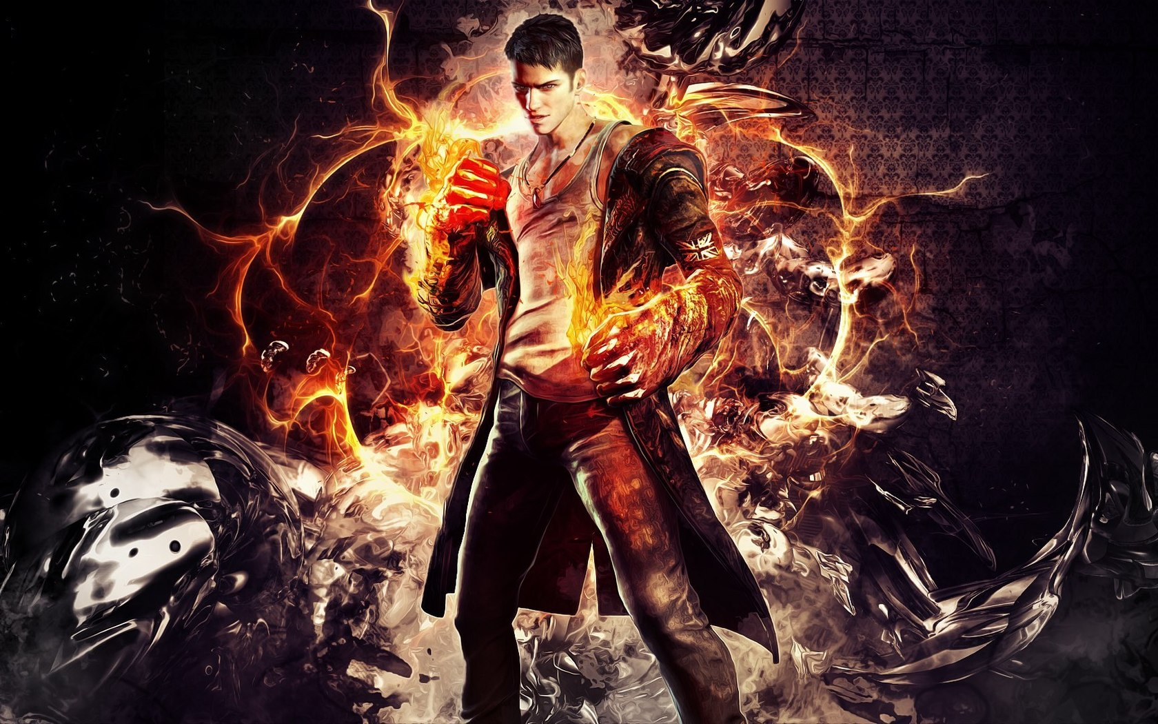 Preview Image. Devil May Cry Loadscreens