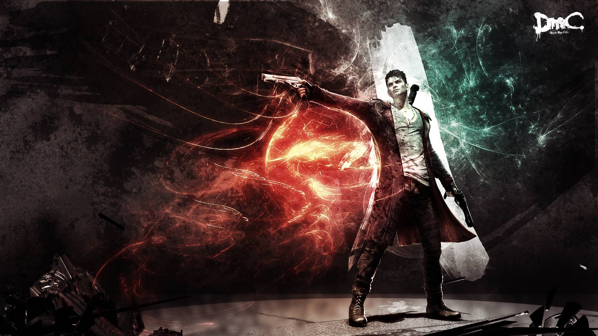 DmC: Devil May Cry Fails To Attract Casual Fans in Japan (Or Does it?)