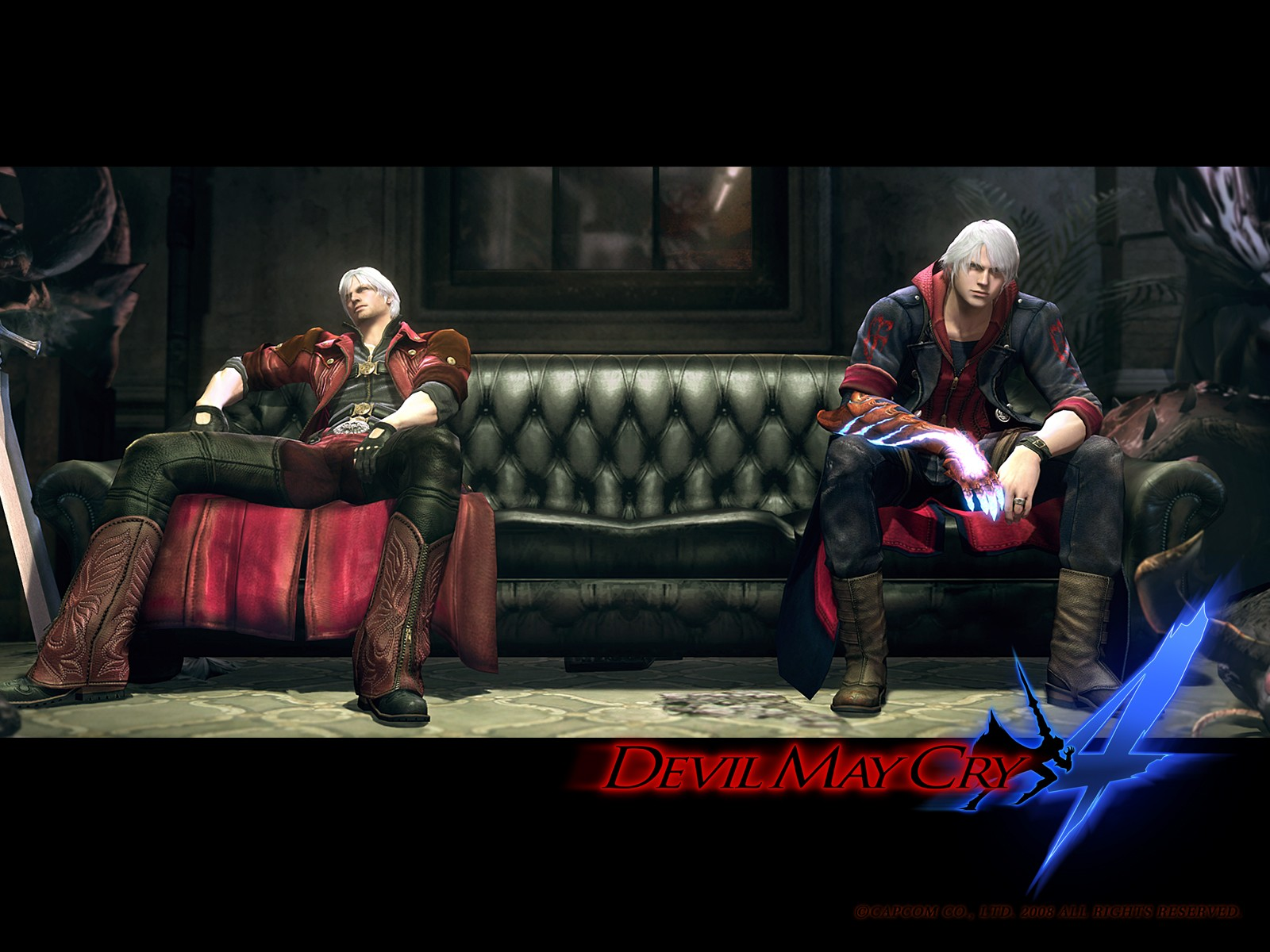 Tag Archives: Devil May Cry 4